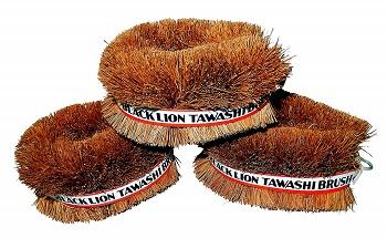 Japanese Tawashi Brushes