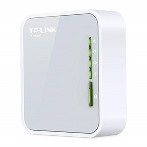 tP-Link AC750 travel wireless router