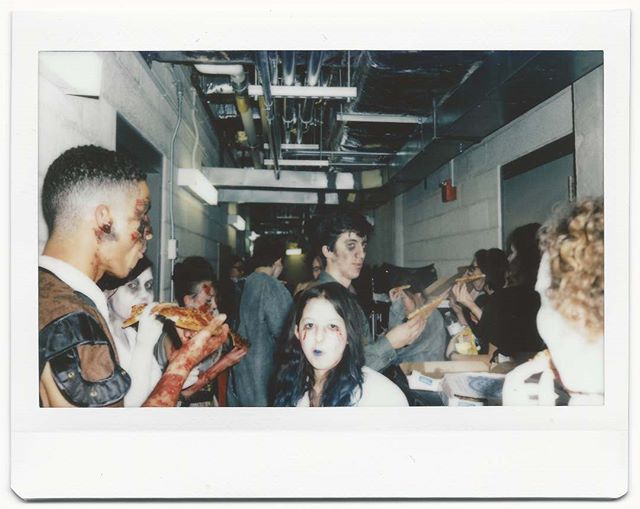 10 days until the creeps come out . . #halloween #instax #halloweencostume #instaxphotography #instantphotography #filmphotography #filmisnotdead #instaxwide