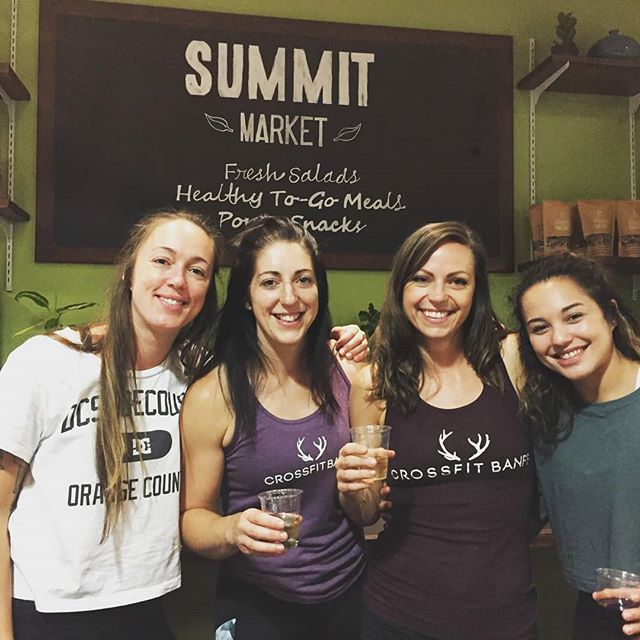 Update! We are changing things up at Summit Market and the food counter will be closed while we get things organized. We will all miss Willow's awesome salads and wish her all the best 😘! Stay tuned for details on the exciting next chapter! #changes #community
