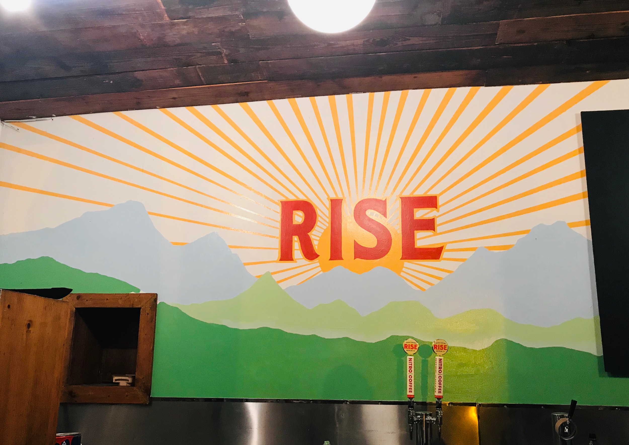 RISE Brewing Co., Manhattan, NY 2018