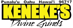 Keneke's Grill and Farm  Keith Ward, Owner & Operator   kenekes@hawaii.rr.com   808-237-1010