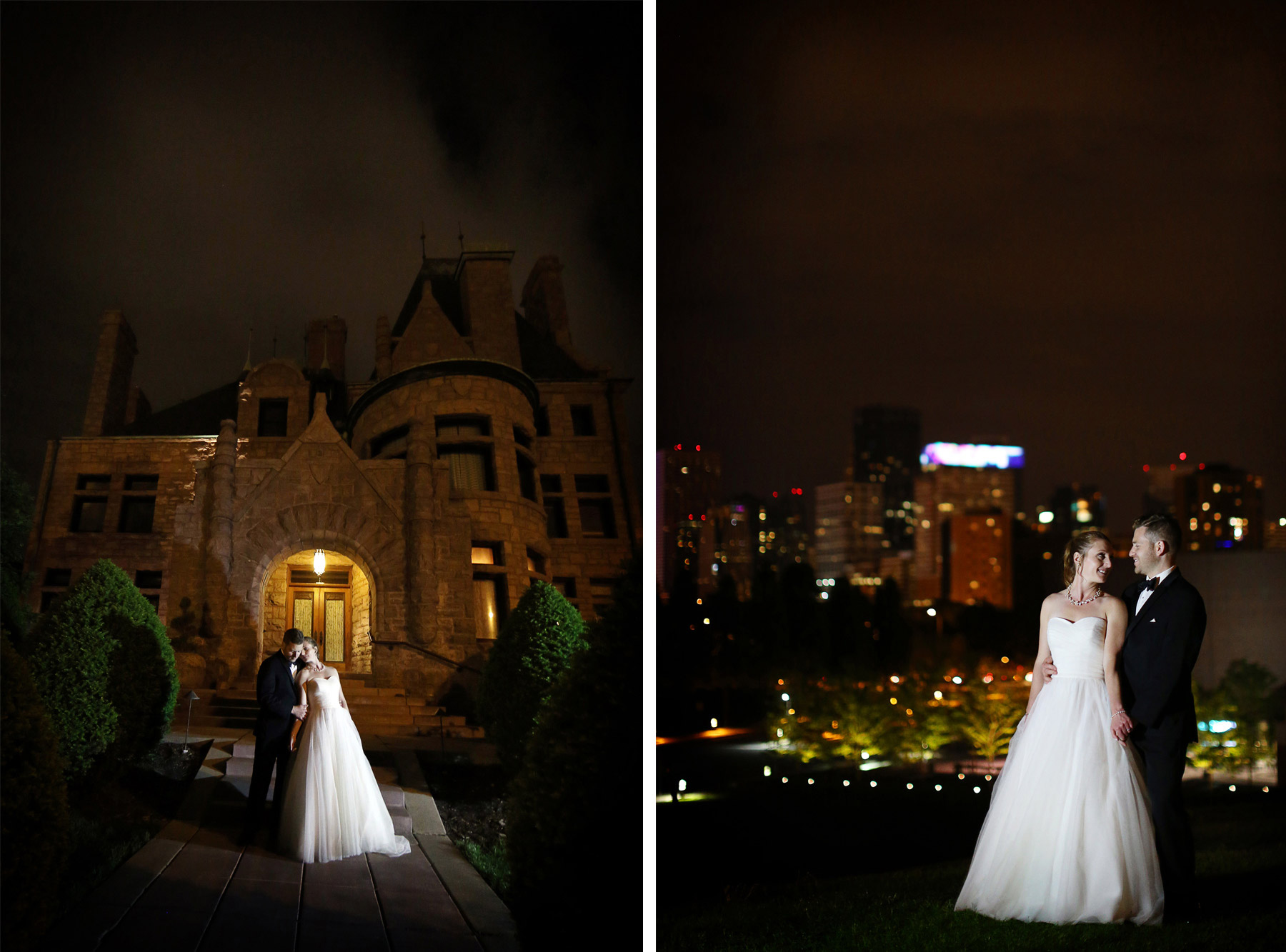 18-Minneapolis-Minnesota-Wedding-Photography-by-Vick-Photography--Van-Dusen-Mansion-Outdoor-Night-Photos.jpg