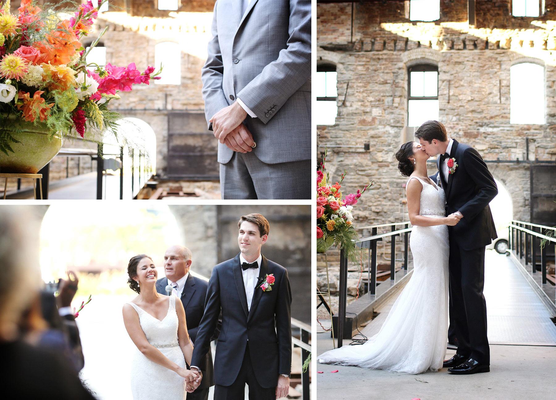 17-Minneapolis-Minnesota-Wedding-Photography-by-Vick-Photography-Downtown-Mill-City-Museum-Ceremony-Outdoor-Wedding-Lalu-&-John.jpg
