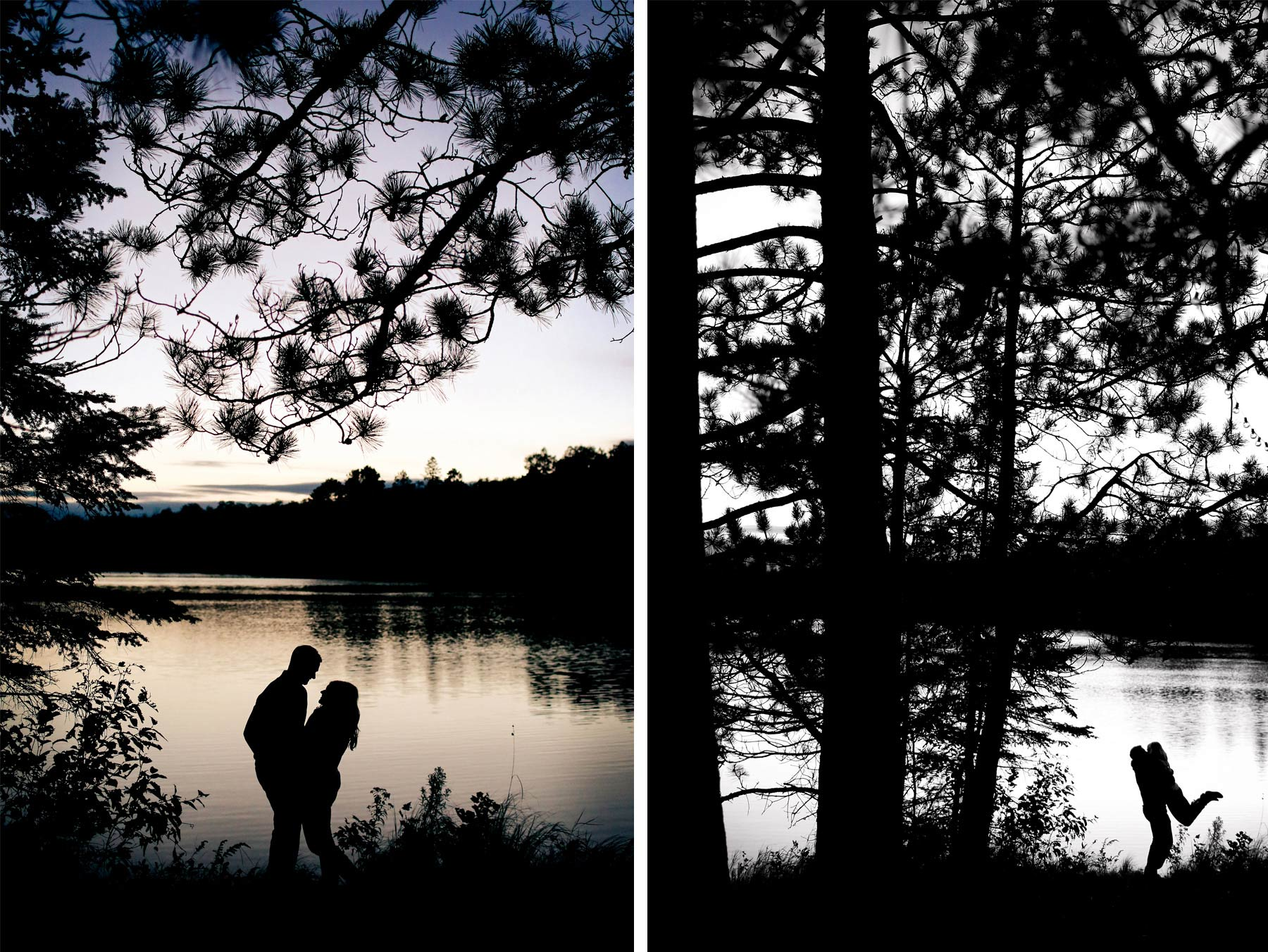 06-Duluth-Minnesota-Engagement-Photography-by-Vick-Photography-Rustic-Woods-Nature-Lake-Destination-Engagement.jpg