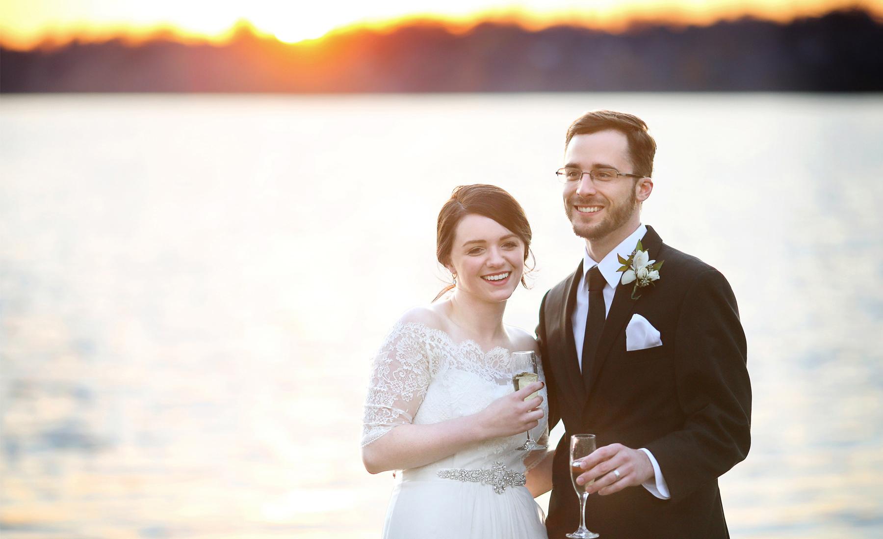 10-Minneapolis-Minnesota-Wedding-Photography-by-Vick-Photography-Autumn-Lake-Sunset-Toasting-Sarah-and-Patrick.jpg