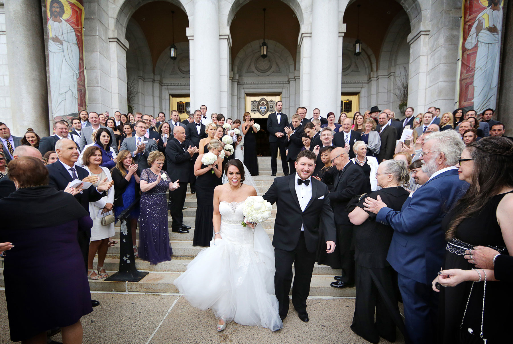 12-Minneapolis-Minnesota-Wedding-Photography-by-Vick-Photography-Downtown-Basilica-of-St-Marys-Church-Exit-Ceremony-Megan-and-Andrew.jpg