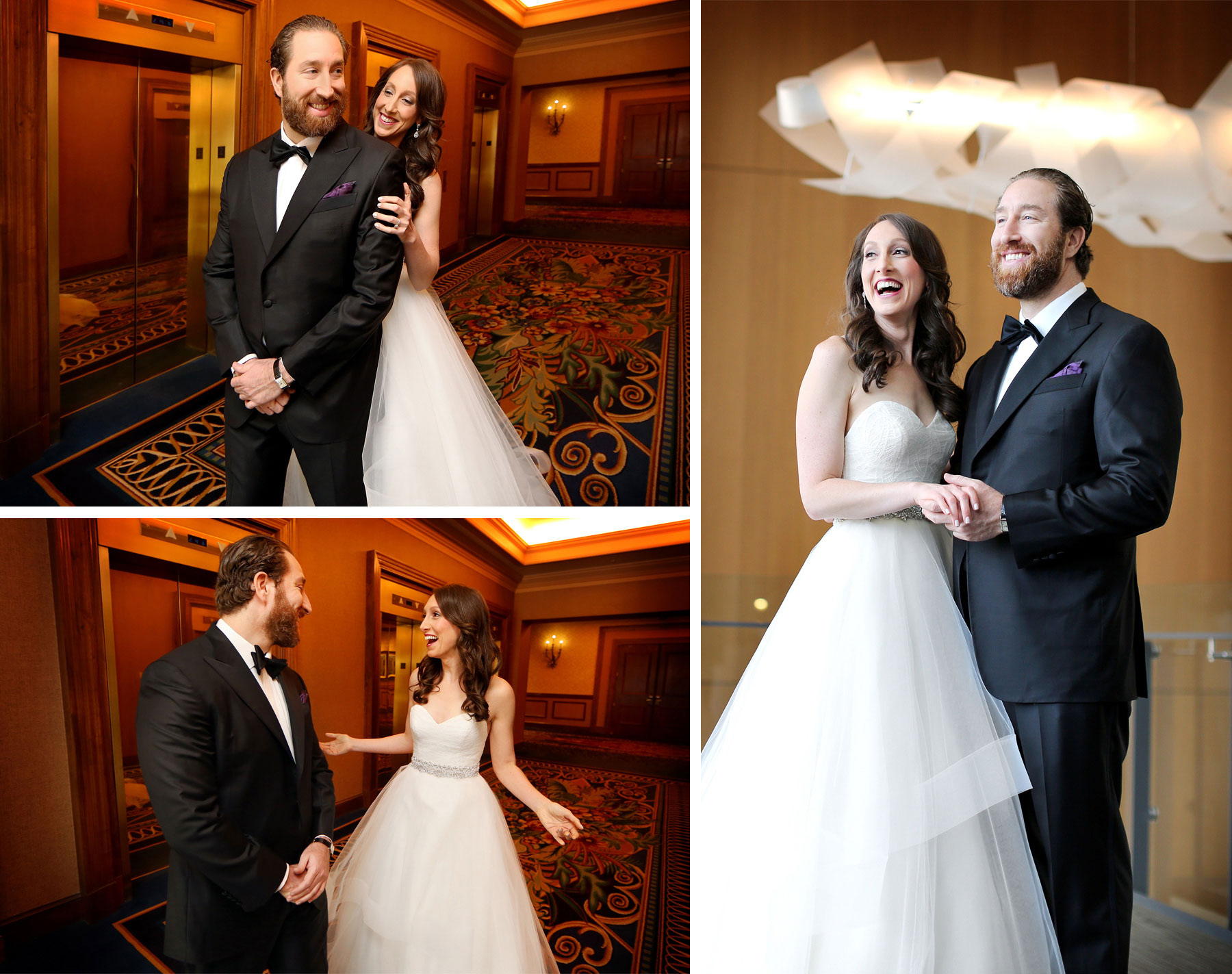 02-Minneapolis-Minnesota-Wedding-Photography-by-Vick-Photography-Hilton-Downtown-First-Look-Lisa-and-Jared.jpg