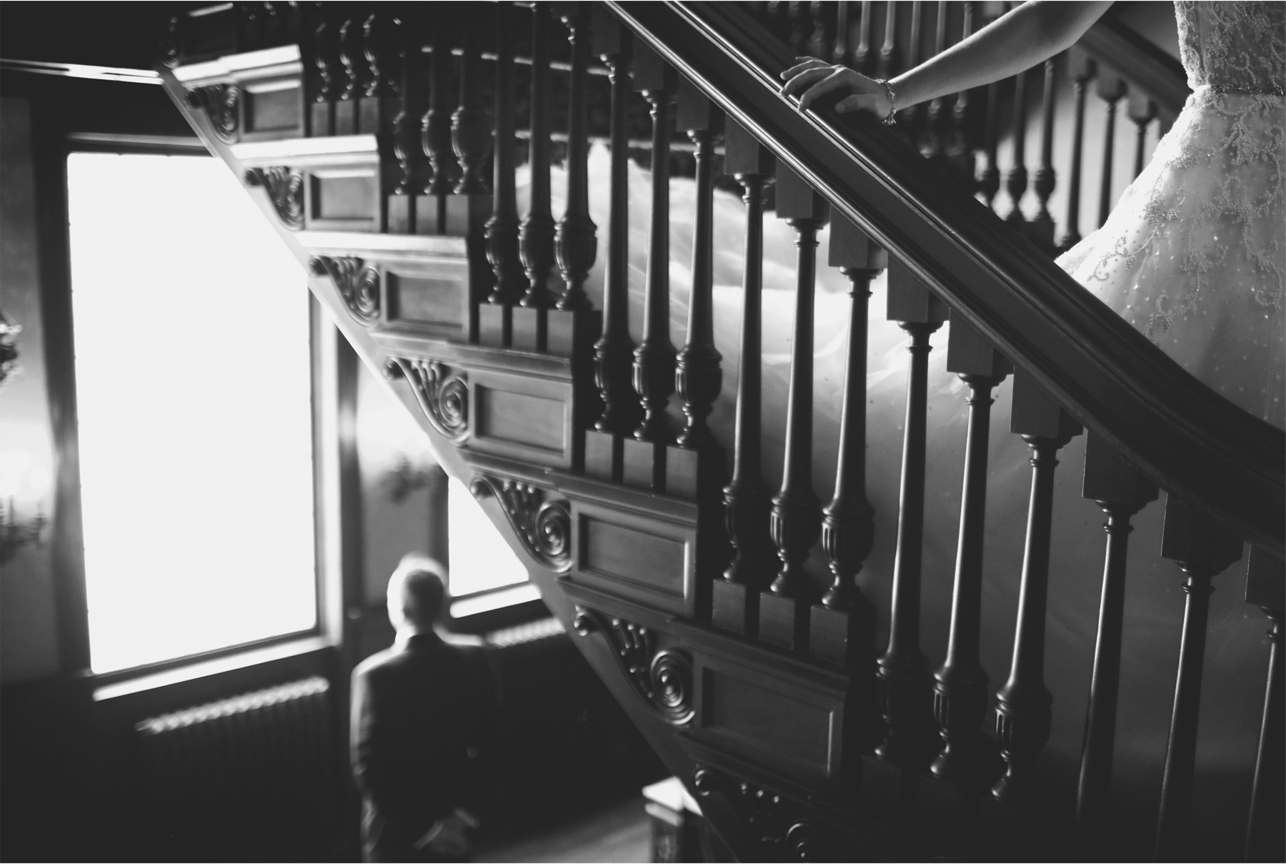 02-Minneapolis-Wedding-Photography-by-Vick-Semple-Mansion-Stairs-First-Look-Abby-and-Jason.jpg