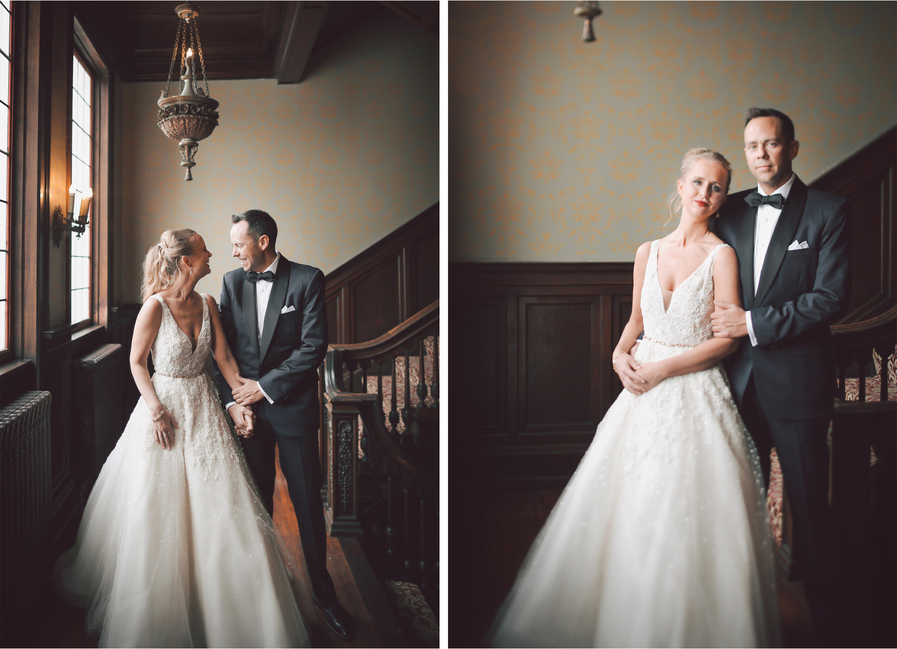 04-Minneapolis-Wedding-Photography-by-Vick-Semple-Mansion-Stairs-First-Look-Abby-and-Jason.jpg
