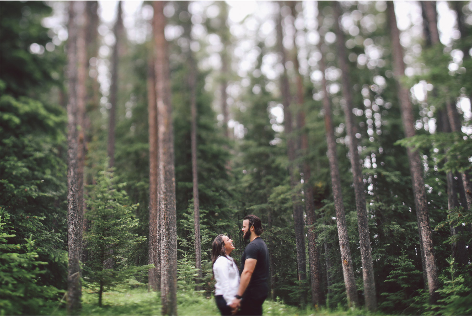 03-Banff-Canada-Engagement-Photography-by-Vick-Photography-Woods-Forest-Lizz-and-Brady.jpg