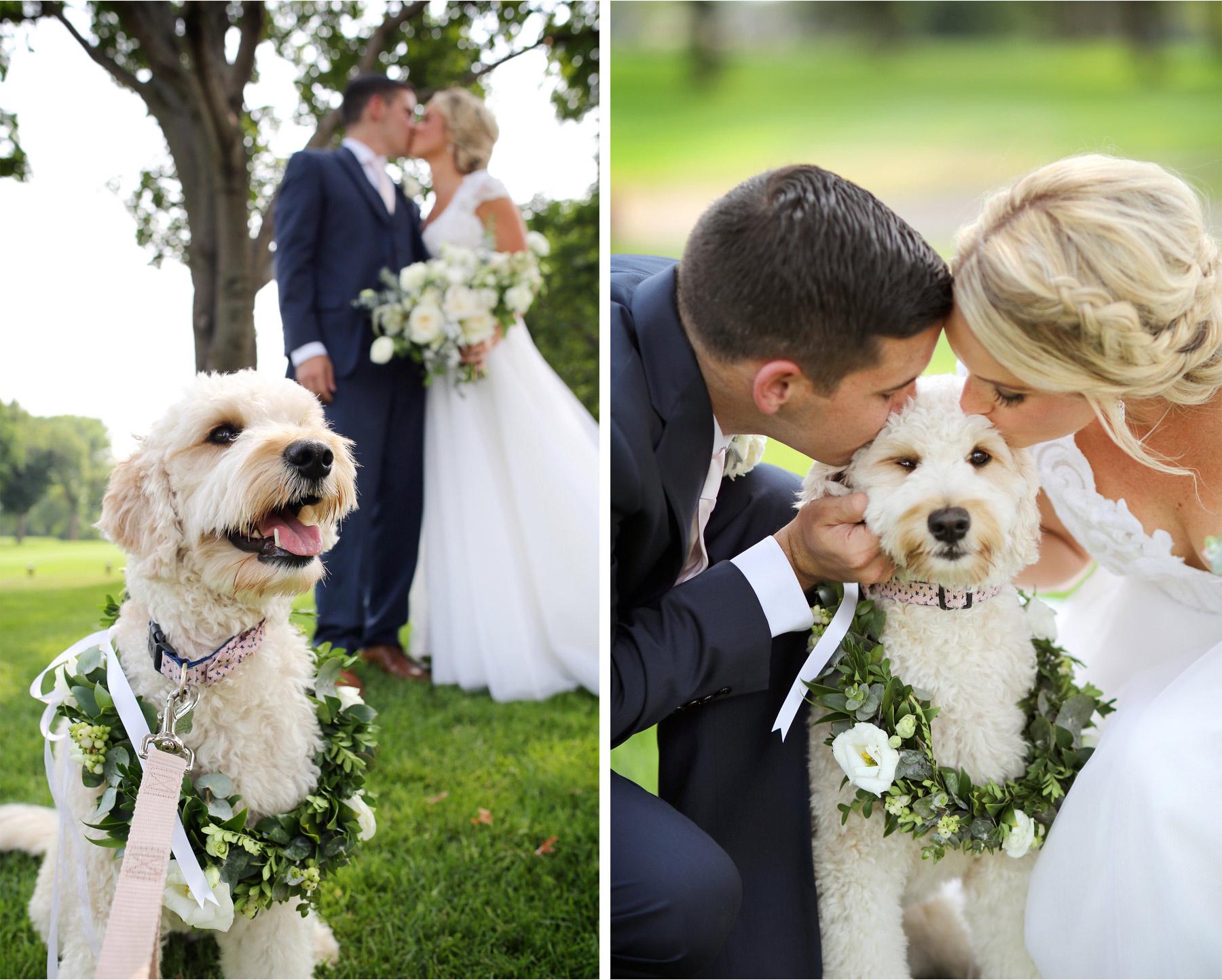 11-Minnetonka-Minnesota-Wedding-Photography-by-Vick-Photography-Lafayette-Club-Lake-Minnetonka-Dog-Jennifer-and-Adam.jpg