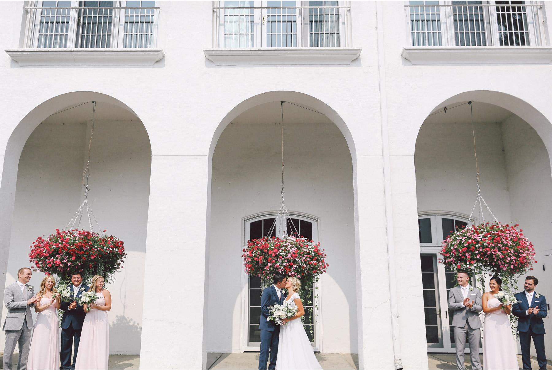 12-Minnetonka-Minnesota-Wedding-Photography-by-Vick-Photography-Lafayette-Club-Wedding-Party-Group-Jennifer-and-Adam.jpg