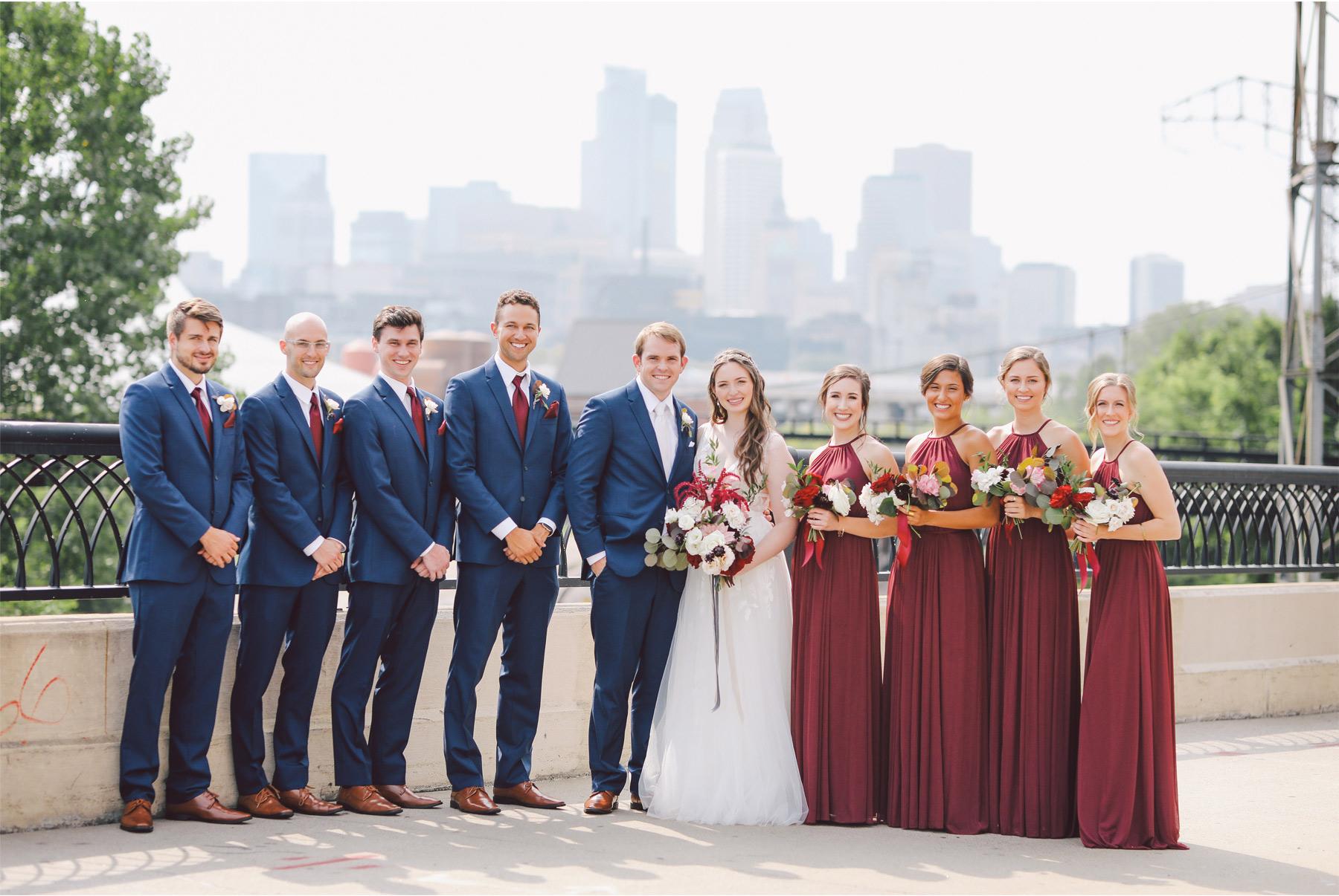 13-Saint-Paul-Minnesota-Wedding-Photography-by-Vick-Photography-City-Skyline-Group-Wedding-Party-Kelsey-and-Jeffery.jpg