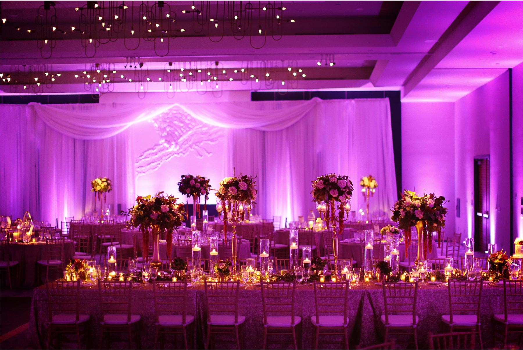 16-Minneapolis-Minnesota-Wedding-Photography-by-Vick-Photography-Loews-Hotel-Reception-Pink-Lighting-Caitlin-and-Alec.jpg