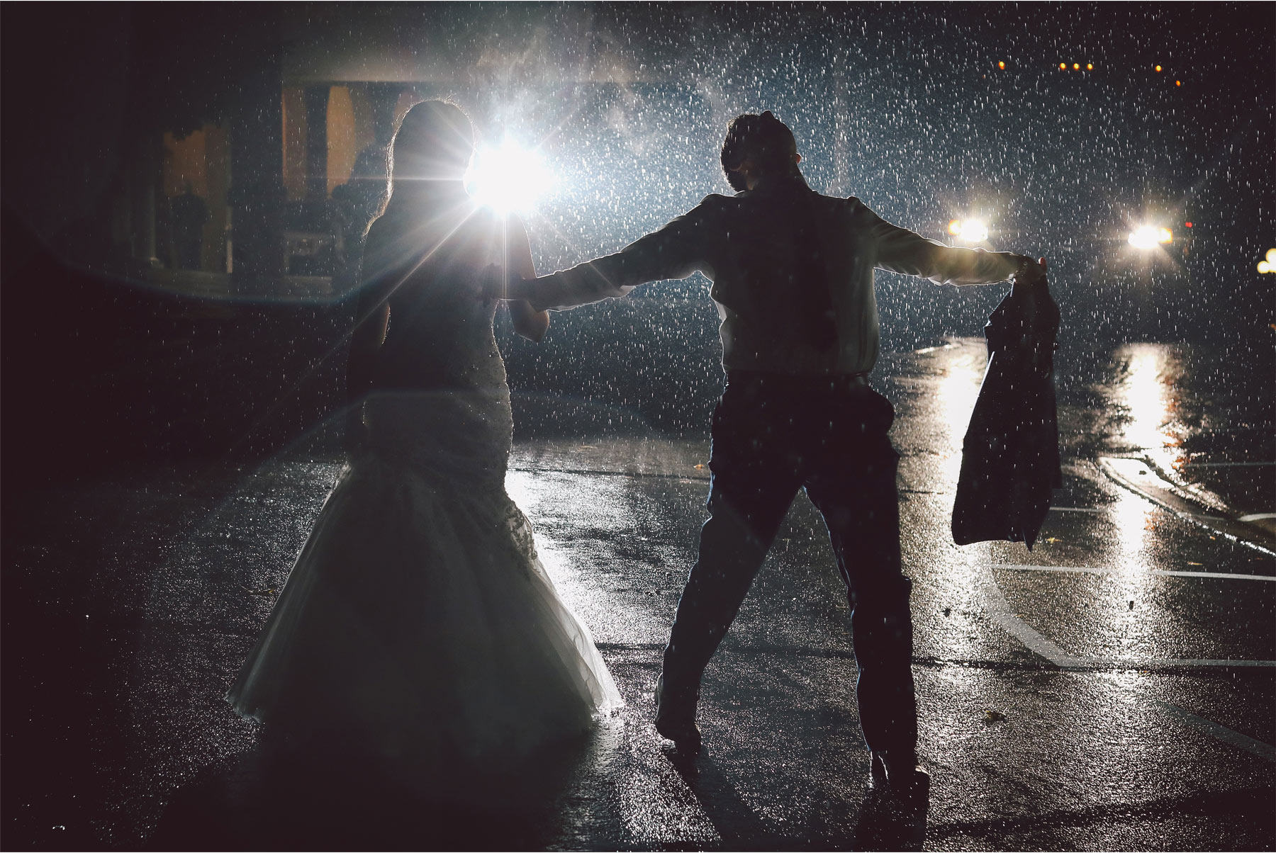 19-Minneapolis-Minnesota-Wedding-Photography-by-Vick-Photography-Lafayette-Club--Rain-Snow-Bride-and-Groom-Night-Photography-Jana-and-Matt.jpg