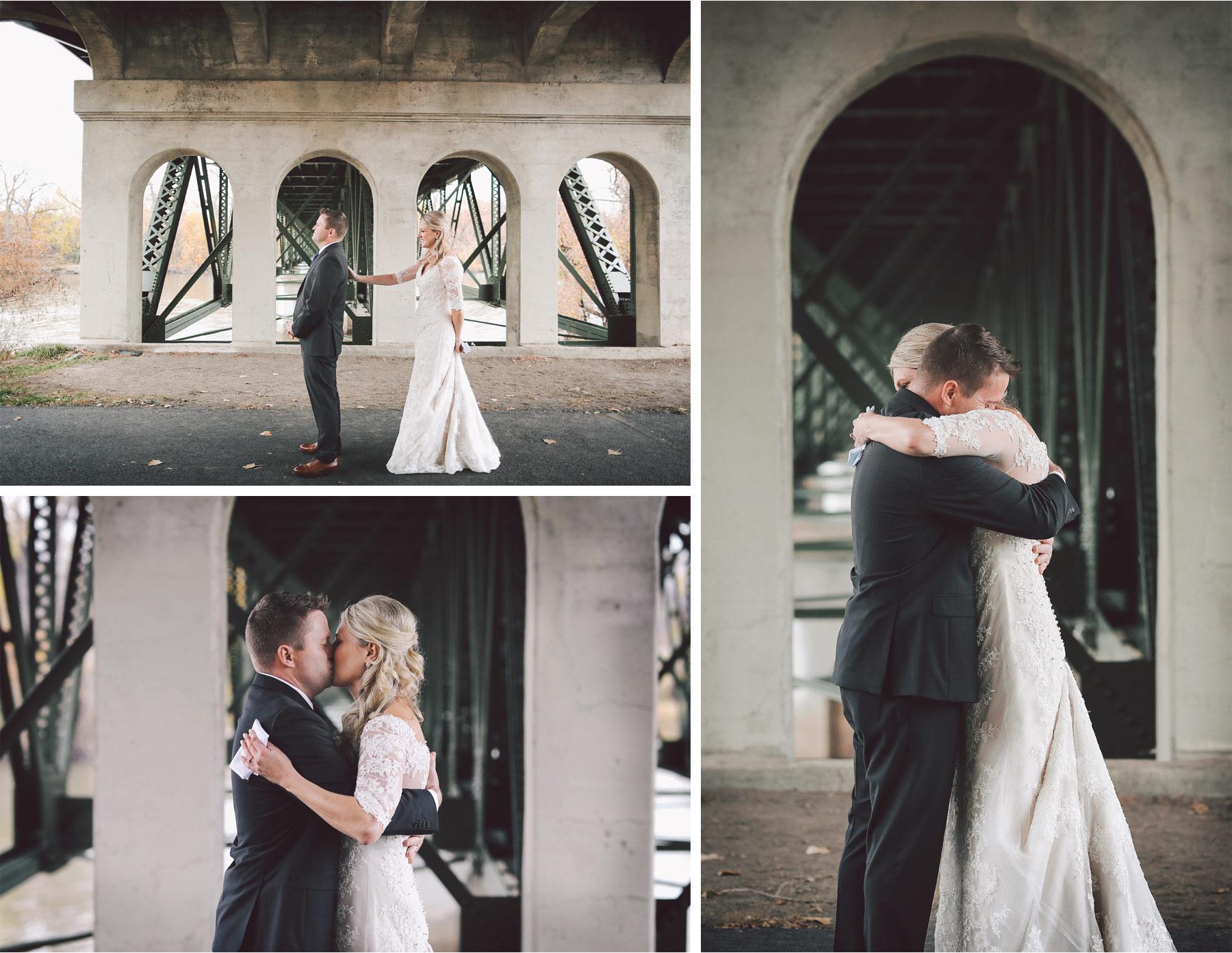 04-Shakopee-Minnesota-Wedding-Photography-by-Vick-Photography-First-Look-Bridge-Amber-and-Justin.jpg