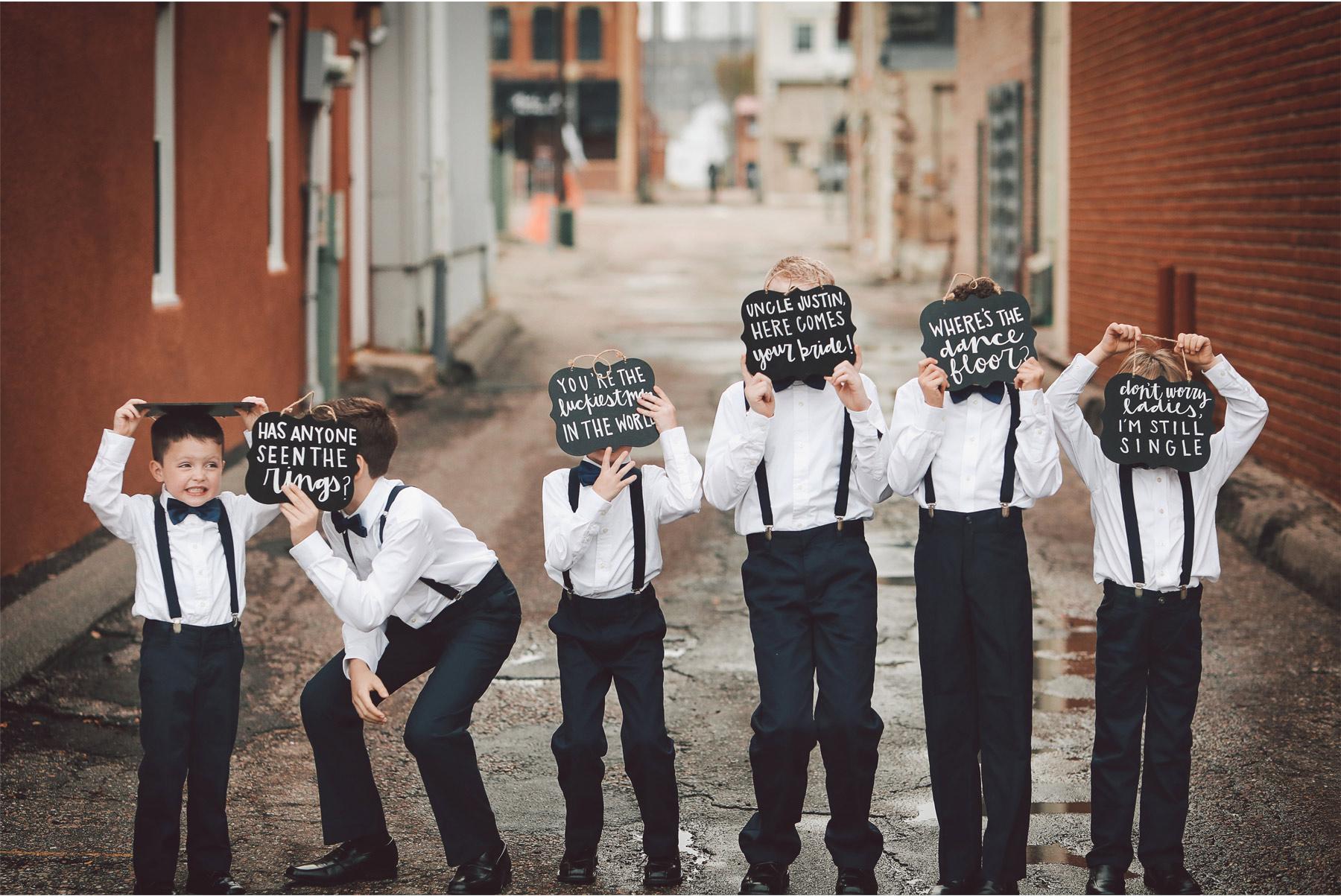 15-Shakopee-Minnesota-Wedding-Photography-by-Vick-Photography-Wedding-Signs-Ring-Bearers-Amber-and-Justin.jpg
