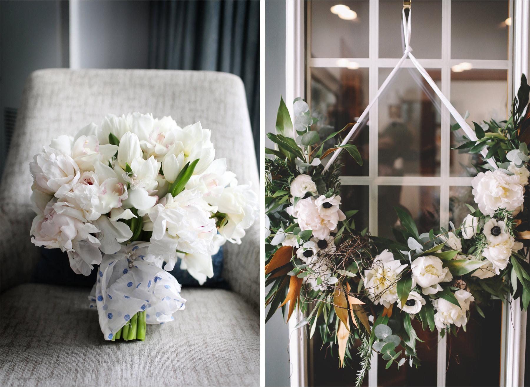 03-Minneapolis-Minnesota-Wedding-Photography-by-Vick-Photography-Loews-Hotel-Bouquet-Flower-Wreath-Joan-and-Tim.jpg