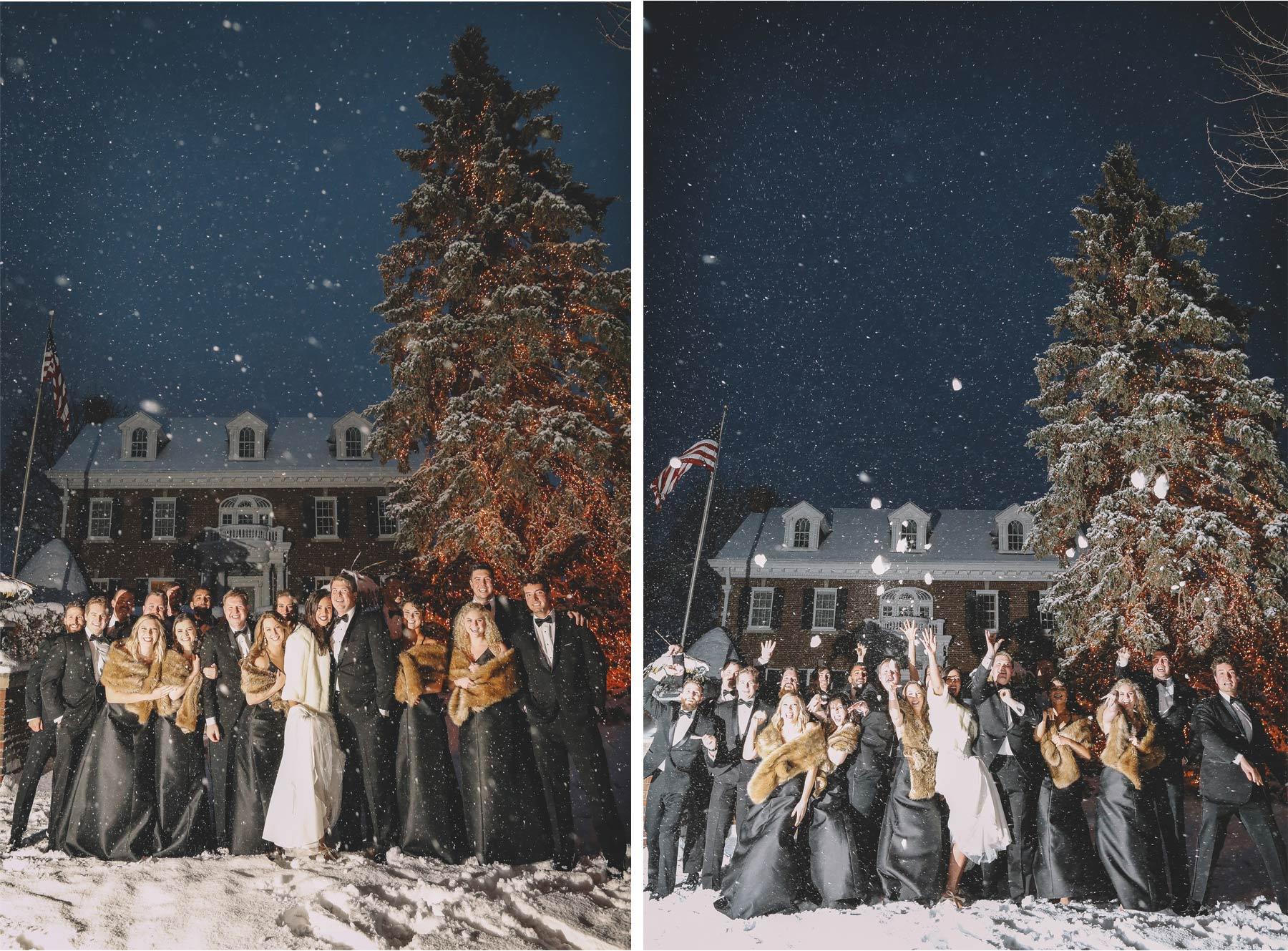 19-Saint-Paul-Minnesota-Wedding-Photography-by-Vick-Photography-Wedding-Party-Group-Snow-Ball-Fight-Winter-Wedding-Sami-and-Nick.jpg