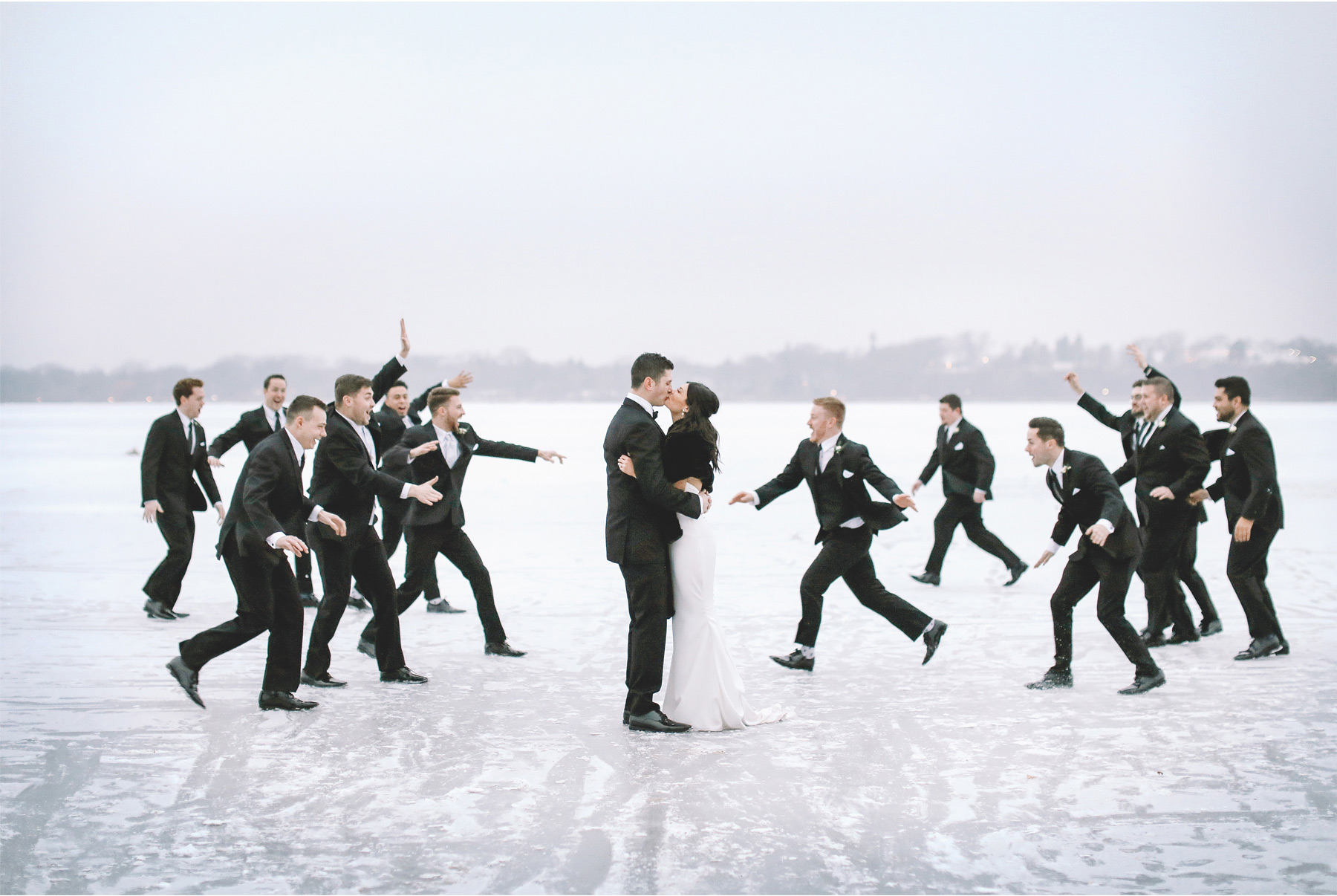 16-Minneapolis-Minnesota-Wedding-Photographer-by-Vick-Photography-Winter-Wedding-Frozen-Lake-Groomsmen-Snow-Maggie-and-Matt.jpg