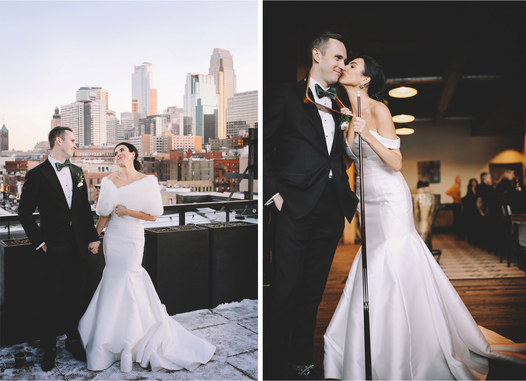 13-Minneapolis-Minnesota-Wedding-Photographer-Andrew-Vick-Photography-Winter-Bride-and-Groom-Downtown-Skyline-Pool-Triangle-Allison-and-Steve.jpg