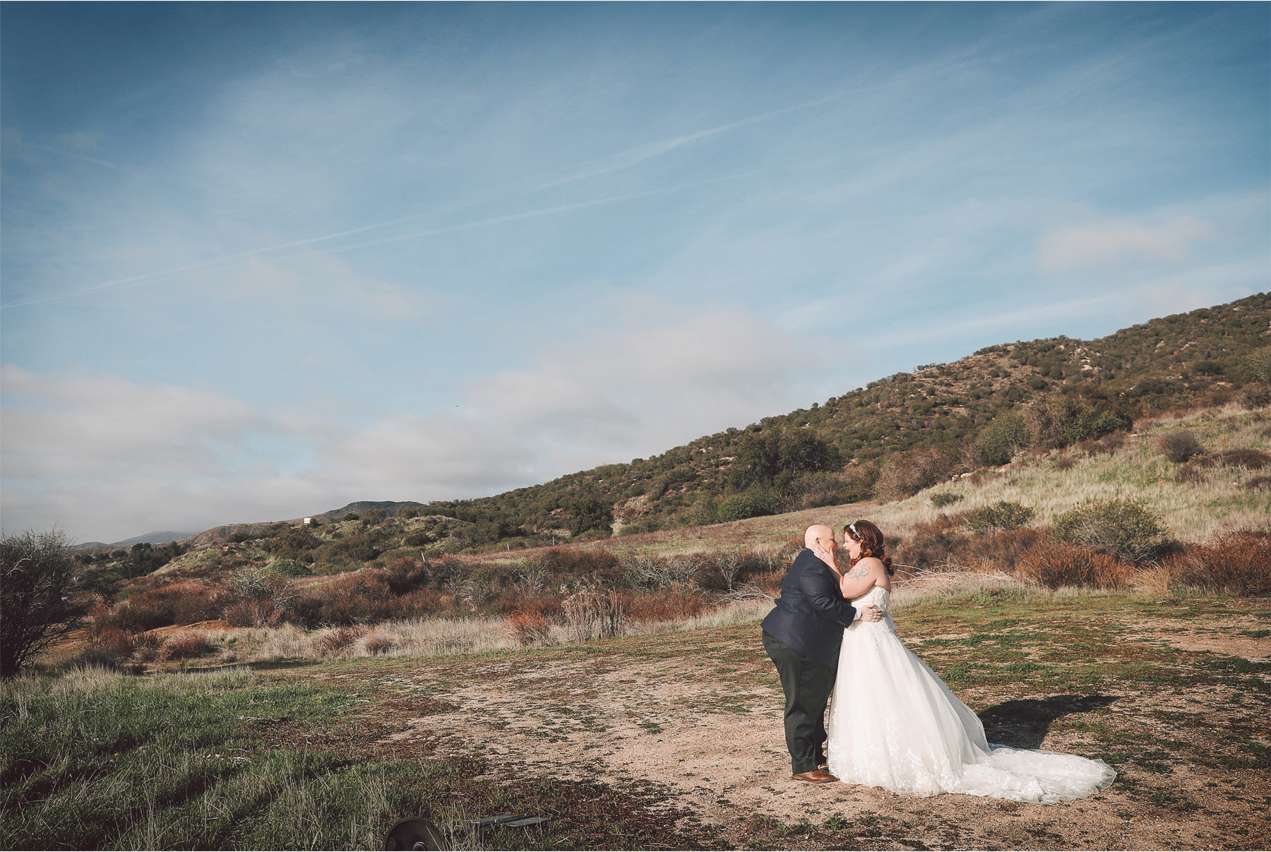 08-Los-Angeles-California-Wedding-Photographer-by-Vick-Photography-Highland-Springs-Ranch-LGBT-Bride-First-Look-Hills-Rebecca-and-Terri.jpg