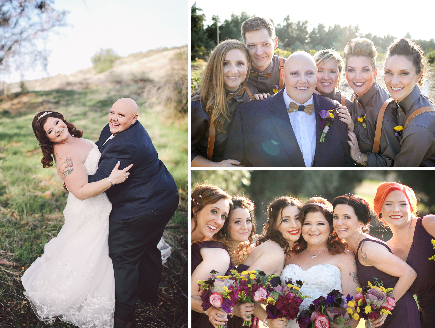 12-Los-Angeles-California-Wedding-Photographer-by-Vick-Photography-Highland-Springs-Ranch-LGBT-Wedding-Party-Group-Rebecca-and-Terri.jpg