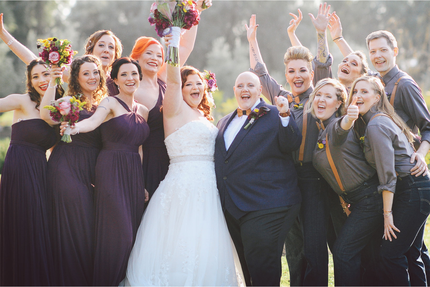 13-Los-Angeles-California-Wedding-Photographer-by-Vick-Photography-Highland-Springs-Ranch-LGBT-Wedding-Party-Group-Rebecca-and-Terri.jpg