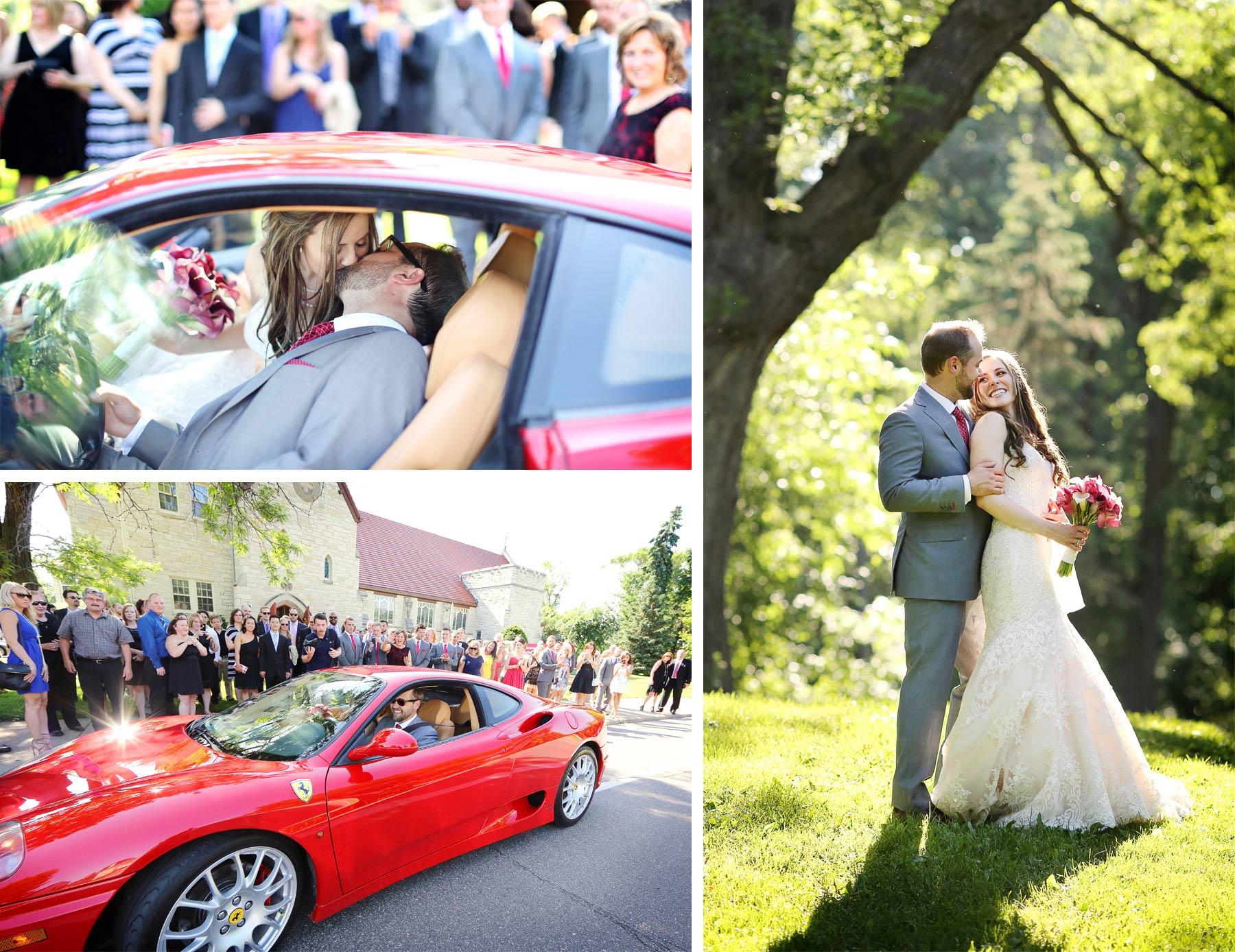 19-Minneapolis-Minnesota-Wedding-Photographer-by-Andrew-Vick-Photography-Summer-Diamond-Lake-Church-Classic-Car-Kiss-Embrace-Bride-Groom-Natalie-and-Andrew.jpg