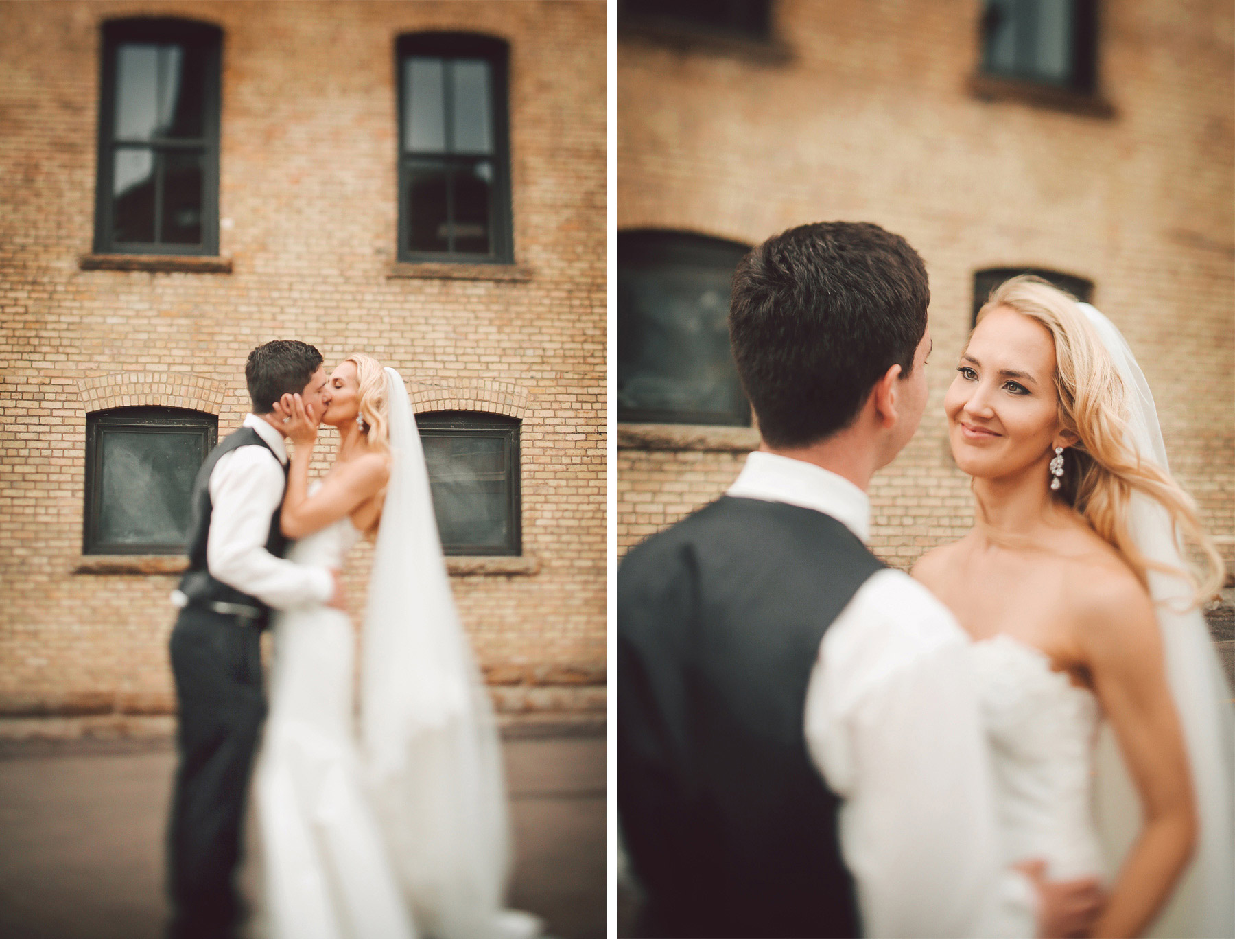 17-Saint-Paul-Minnesota-Wedding-Photographer-by-Andrew-Vick-Photography-Summer-Abulae-Bride-Groom-Dress-Veil-Kiss-Embrace-Vintage-Laura-and-Tim.jpg