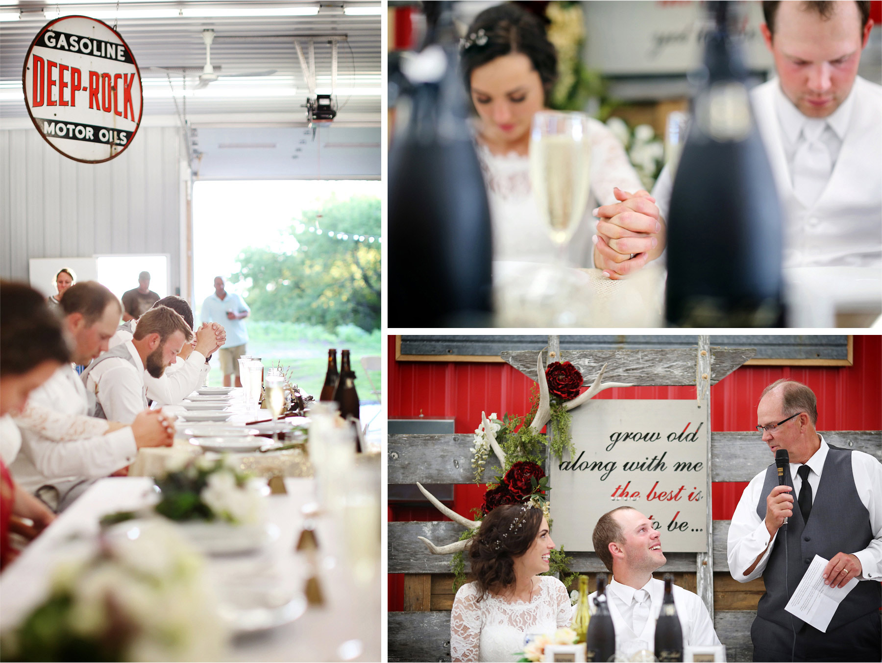 32-South-Haven-Minnesota-Wedding-Photographer-by-Andrew-Vick-Photography-Summer-Tomala-Farm-Reception-Prayer-Praying-Speeches-Renee-and-Bobb.jpg