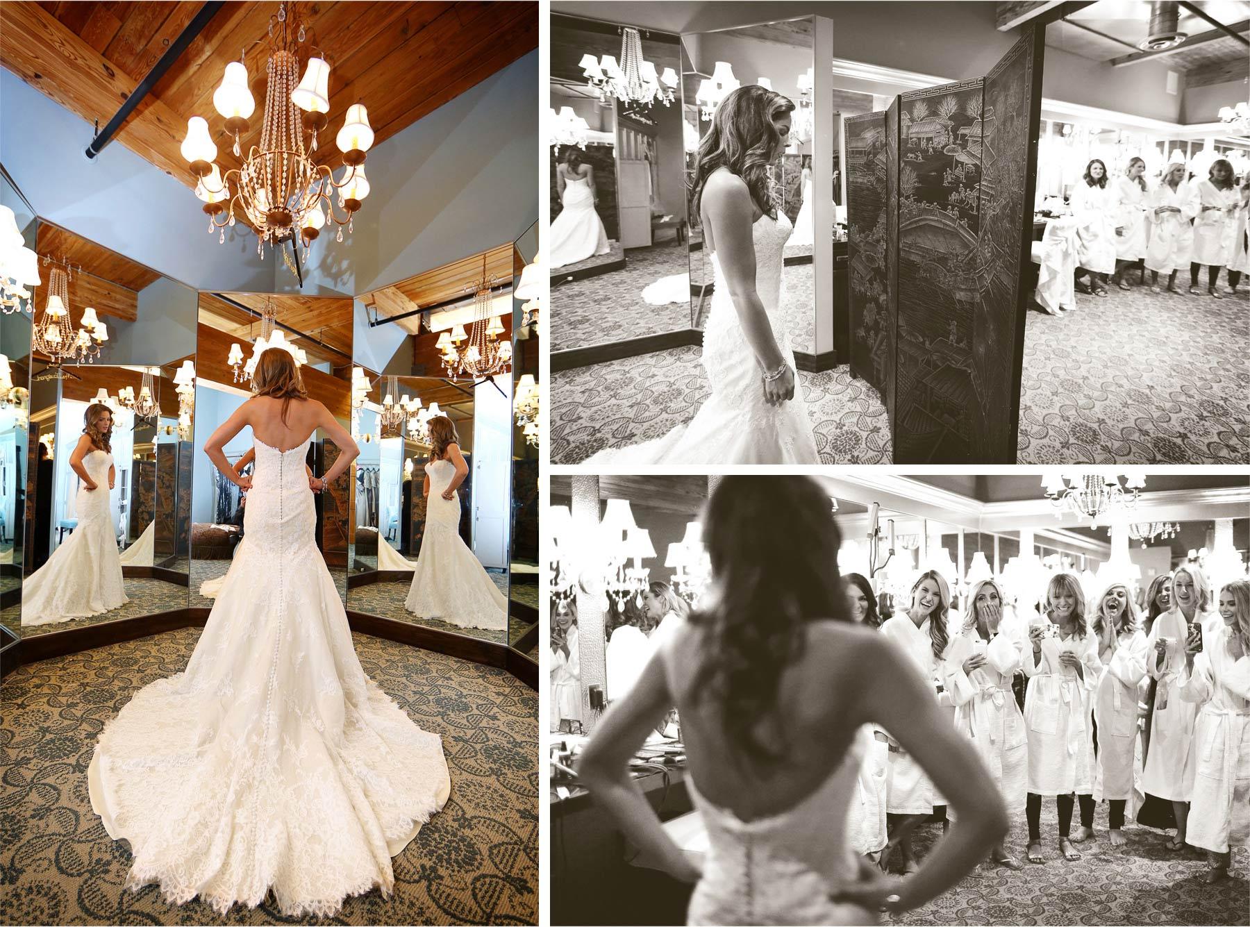 02-Saint-Paul-Minnesota-Wedding-Photographer-by-Andrew-Vick-Photography-Summer-Abulae-Getting-Ready-Bride-Bridesmaids-Dress-Sepia-Molly-and-Dan.jpg