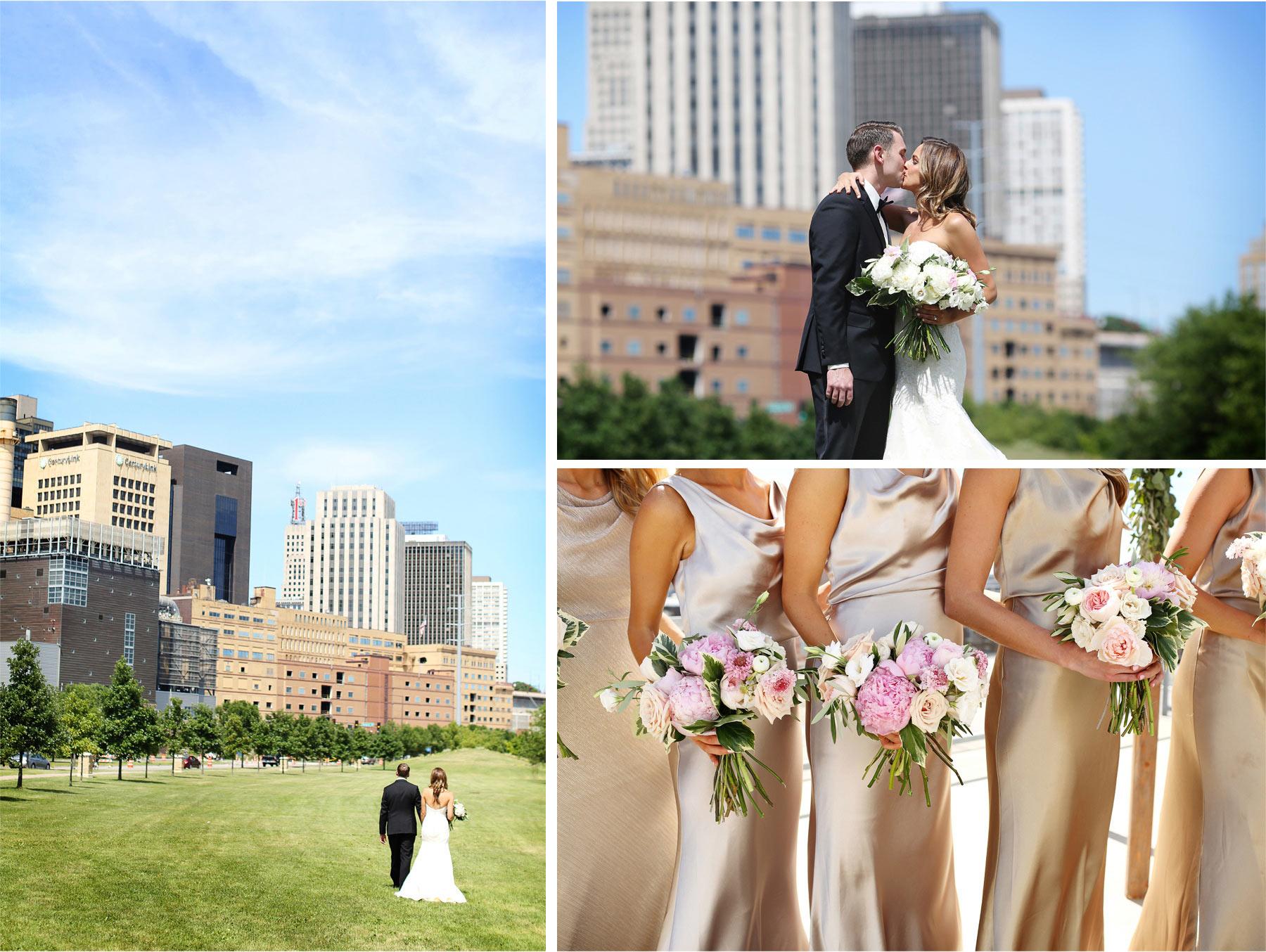 10-Saint-Paul-Minnesota-Wedding-Photographer-by-Andrew-Vick-Photography-Summer-First-Meeting-Bride-Groom-Bridesmaids-Flowers-Kiss-Molly-and-Dan.jpg