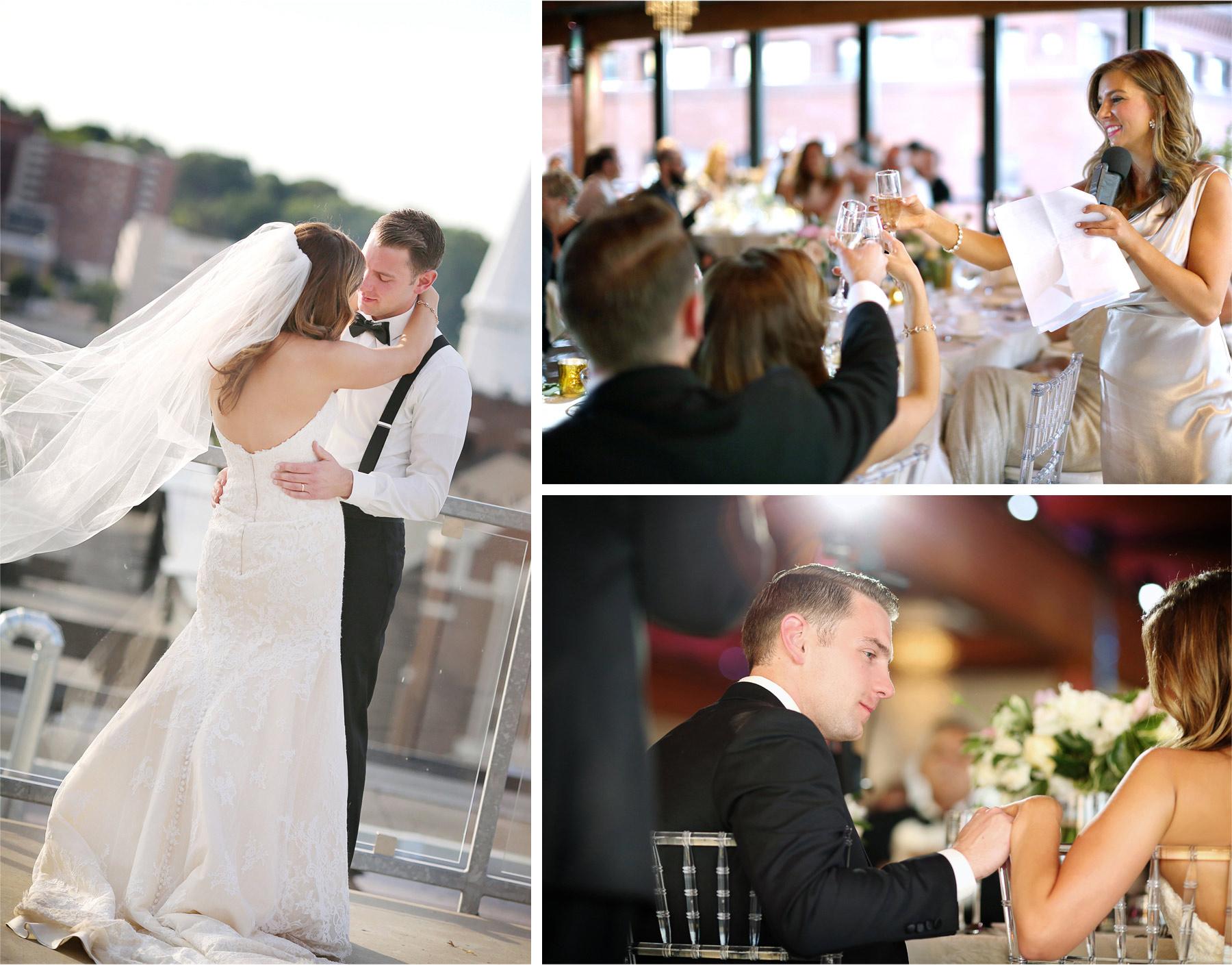 24-Saint-Paul-Minnesota-Wedding-Photographer-by-Andrew-Vick-Photography-Summer-Abulae-Bride-Groom-Suspenders-Veil-Embrace-Bridesmaids-Speeches-Toasts-Molly-and-Dan.jpg