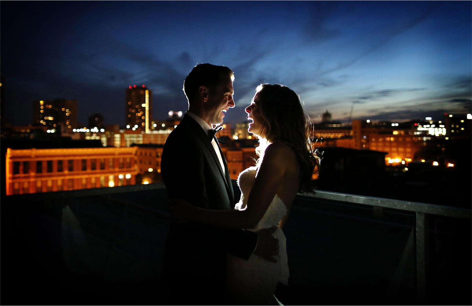 28-Saint-Paul-Minnesota-Wedding-Photographer-by-Andrew-Vick-Photography-Summer-Abulae-Bride-Groom-Laughter-Night-Molly-and-Dan.jpg