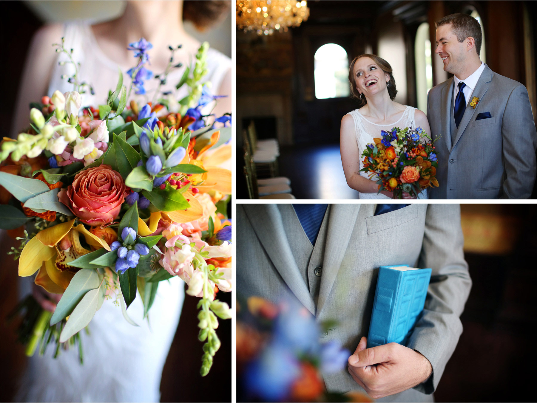 09-Minneapolis-Minnesota-Wedding-Photographer-by-Andrew-Vick-Photography-Summer-Semple-Mansion-Bride-Groom-Flowers-Bible-Book-Laughter-First-Meeting-Look-Stephanie-and-Robert.jpg