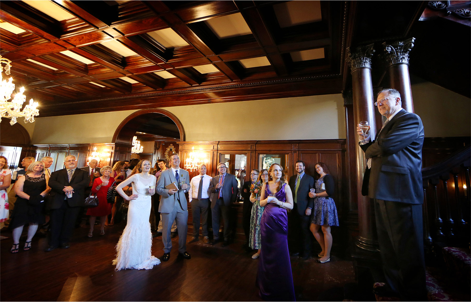 25-Minneapolis-Minnesota-Wedding-Photographer-by-Andrew-Vick-Photography-Summer-Bride-Groom-Reception-Father-Parents-Speeches-Toasts-Guests-Stephanie-and-Robert.jpg