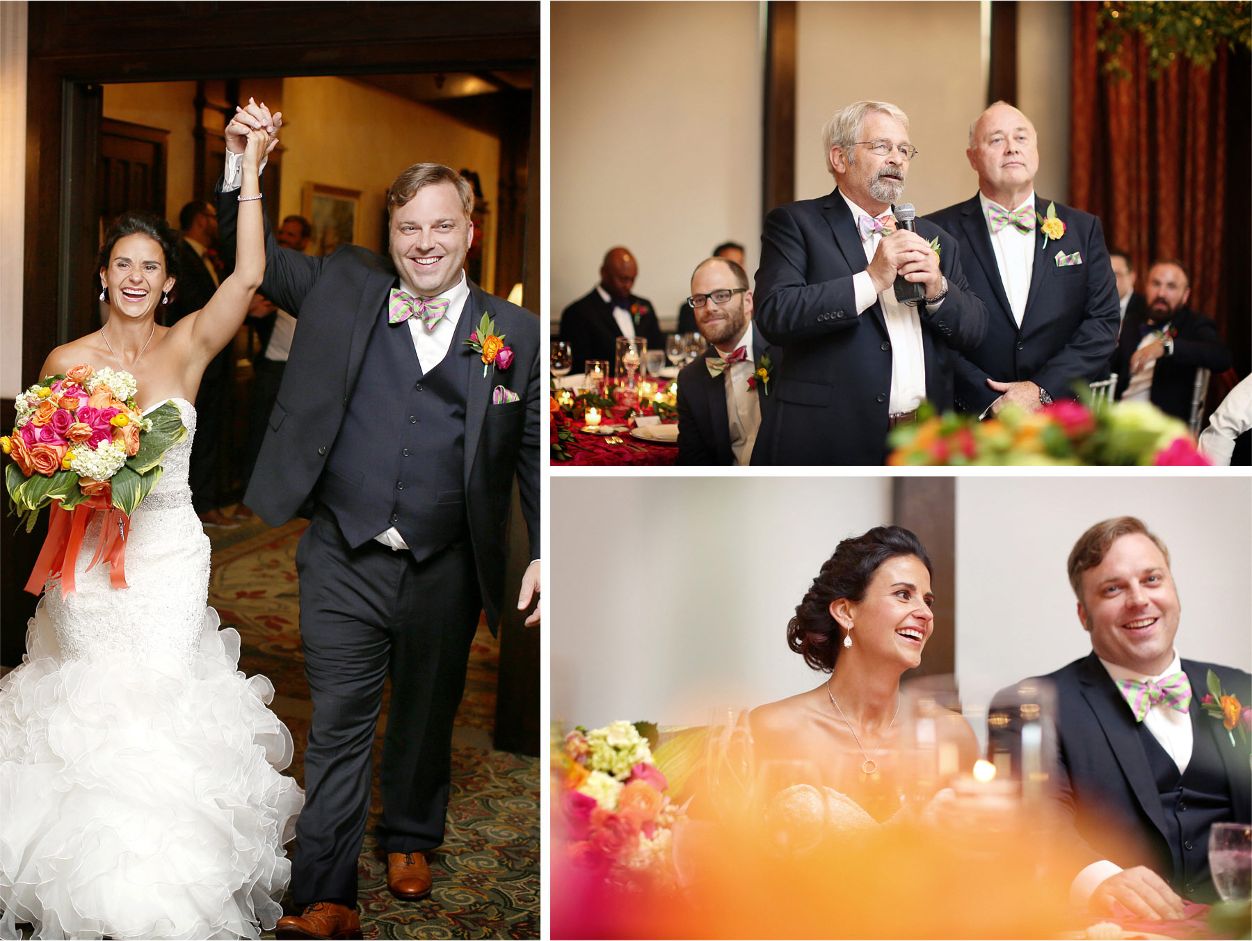 23-Saint-Paul-Minnesota-Wedding-Photographer-by-Andrew-Vick-Photography-Summer-Reception-Town-and-Country-Club-Bride-Groom-Speeches-Toasts-Lindsay-and-Dustin.jpg