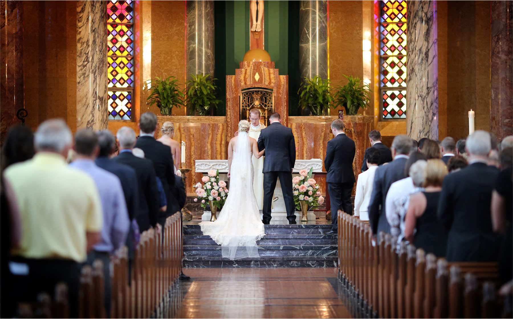 09-Duluth-Minnesota-Wedding-Photographer-by-Andrew-Vick-Photography-Summer-Cathedral-of-Our-Lady-of-the-Rosary-Church--Ceremony-Bride-Groom-Lindsey-and-Adam.jpg