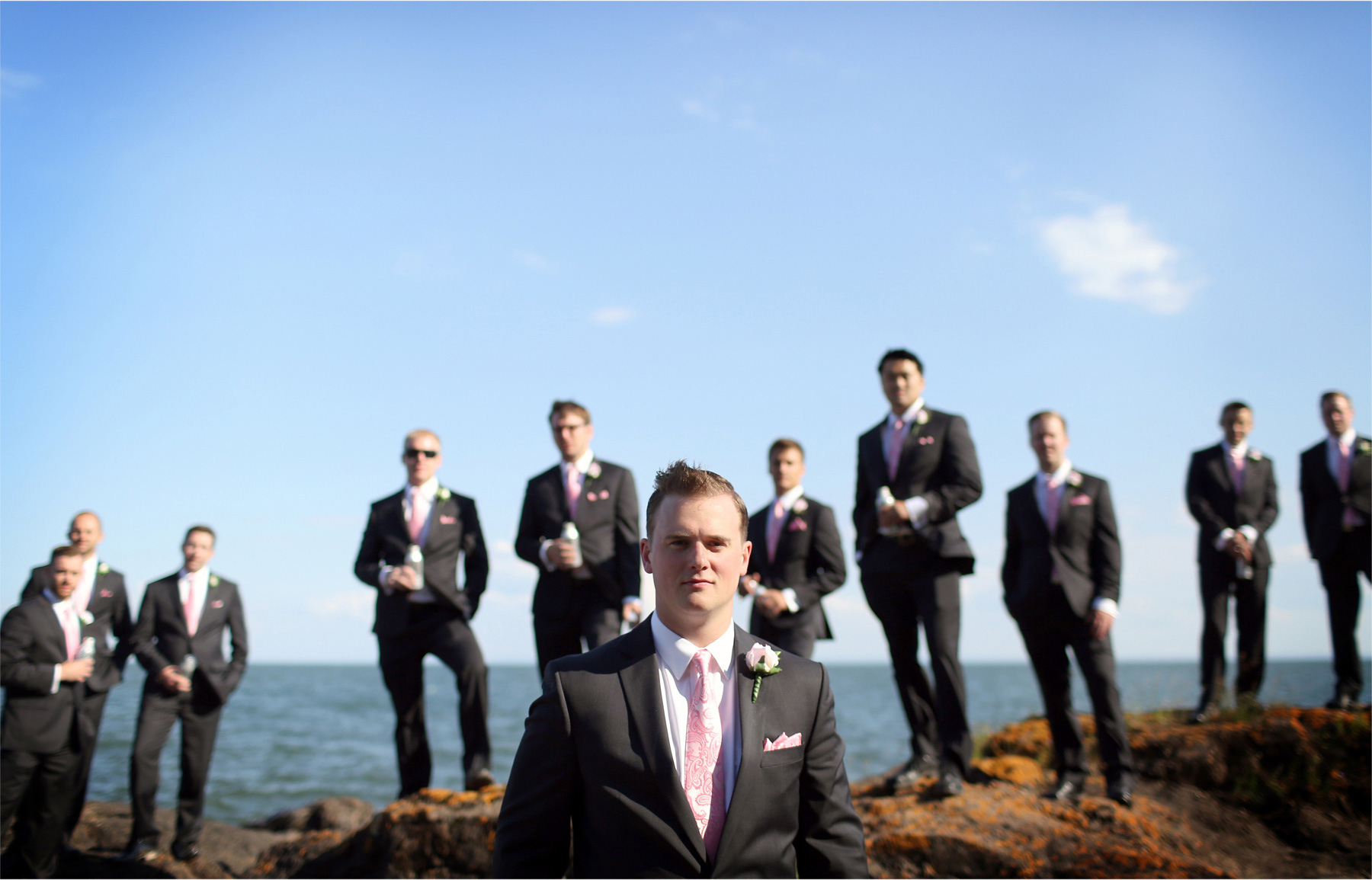 15-Duluth-Minnesota-Wedding-Photographer-by-Andrew-Vick-Photography-Summer-Groom-Groomsmen-Lake-Superior-Lindsey-and-Adam.jpg