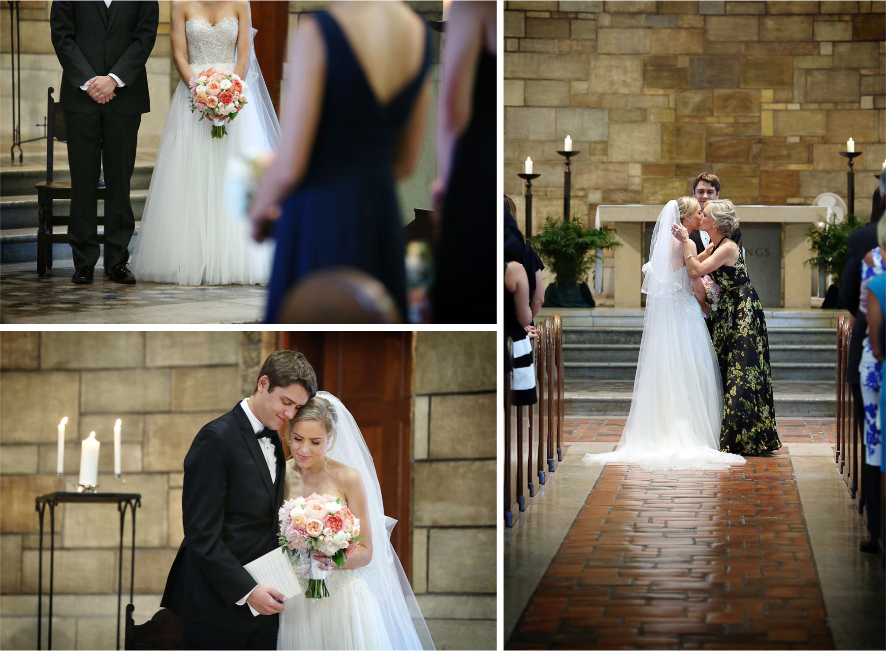 14-Saint-Paul-Minnesota-Wedding-Photographer-by-Andrew-Vick-Photography-Summer-Our-Lady-Of-Victory-Chapel-Church-Ceremony-Bride-Groom-Flowers-Embrace-Vows-Mother-Parents-Kiss-Michelle-and-Kevin.jpg