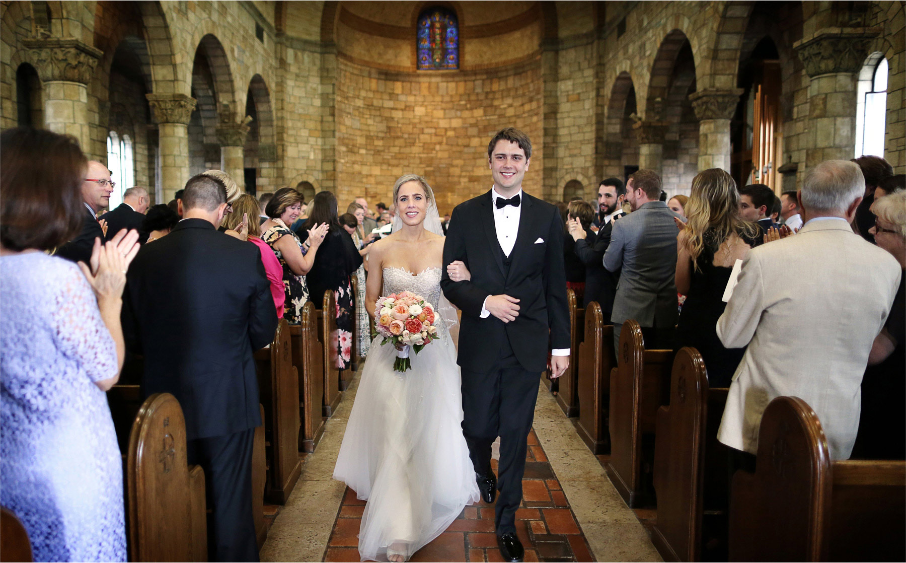 16-Saint-Paul-Minnesota-Wedding-Photographer-by-Andrew-Vick-Photography-Summer-Our-Lady-Of-Victory-Chapel-Church-Ceremony-Bride-Groom-Flowers-Recessional-Michelle-and-Kevin.jpg