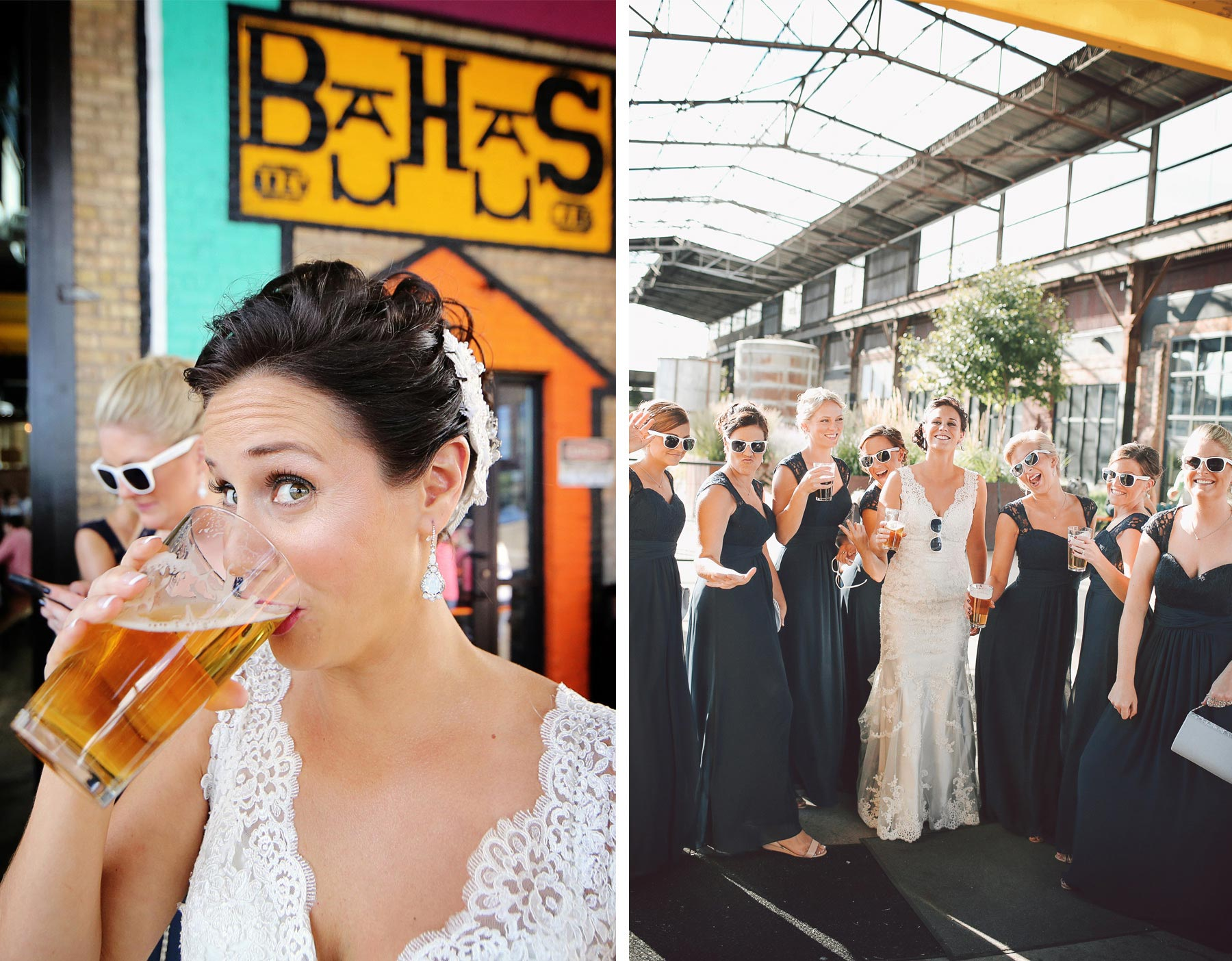 16-Minneapolis-Minnesota-Wedding-Photographer-by-Andrew-Vick-Photography-Summer-Bauhaus-Brew-Labs-Brewery-Bride-Bridesmaids-Beer-Drinks-Vintage-Ashley-and-Eric.jpg