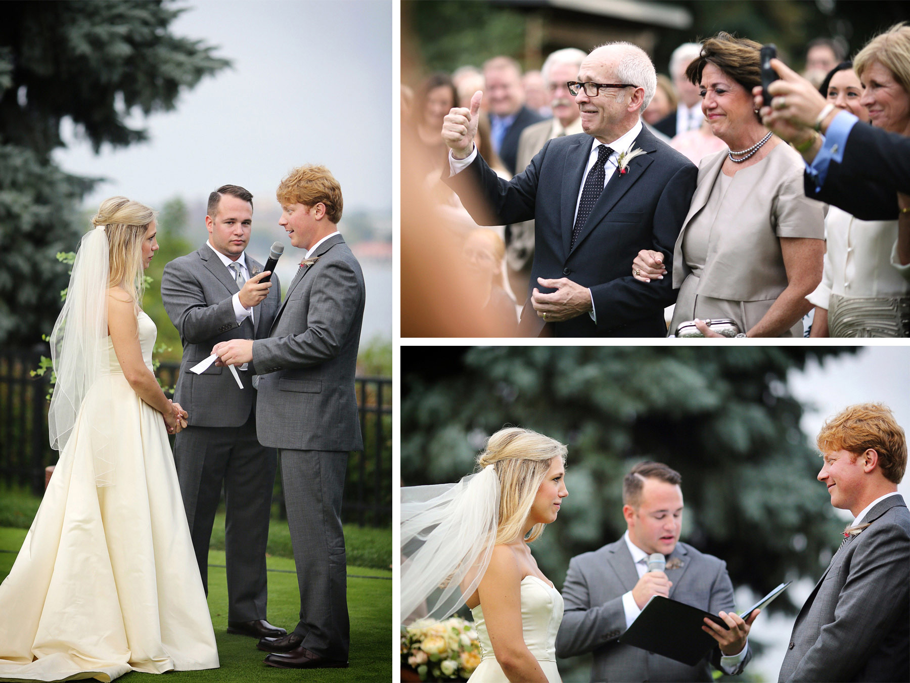 13-Minneapolis-Minnesota-Wedding-Photographer-by-Andrew-Vick-Photography-Fall-Autumn-Minikahda-Club-Ceremony-Bride-Groom-Father-Mother-Parents-Vows-Golf-Course-Krissy-and-James.jpg