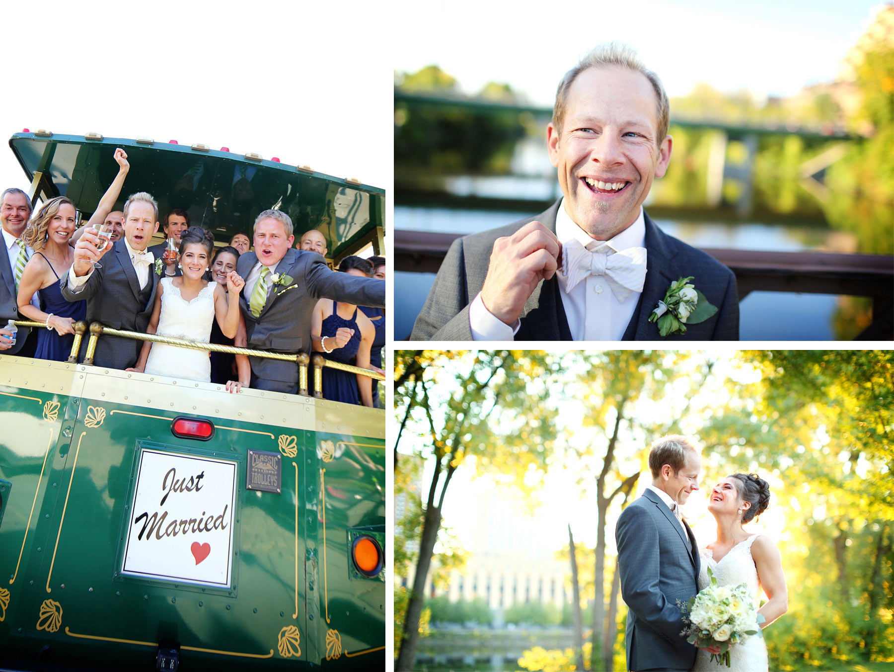 20-Minneapolis-Minnesota-Wedding-Photographer-by-Andrew-Vick-Photography-Fall-Autumn-Bride-Groom-Trolley-Celebration-Drinks-Bowtie-Paula-and-Jason.jpg