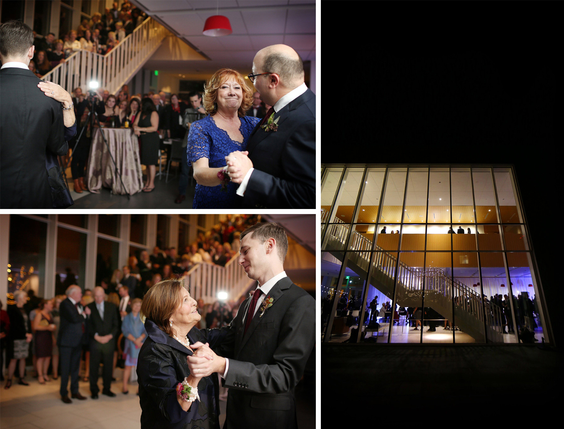 25-Minneapolis-Minnesota-Wedding-Photographer-by-Andrew-Vick-Photography-Fall-Autumn-American-Swedish-Institute-Reception-Groom-Dance-Mother-Parents-Ben-and-Adam.jpg