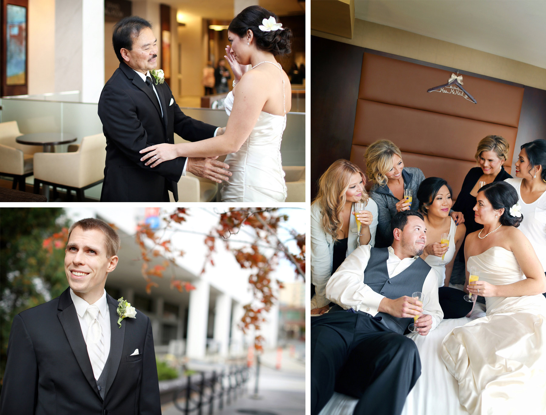 05-Minneapolis-Minnesota-Wedding-Photographer-by-Andrew-Vick-Photography-Fall-Autumn-Millennium-Hotel-Getting-Ready-Bride-Groom-Bridesmaids-Father-Reveal-Moment-Mimosas-Amanda-and-Cary.jpg