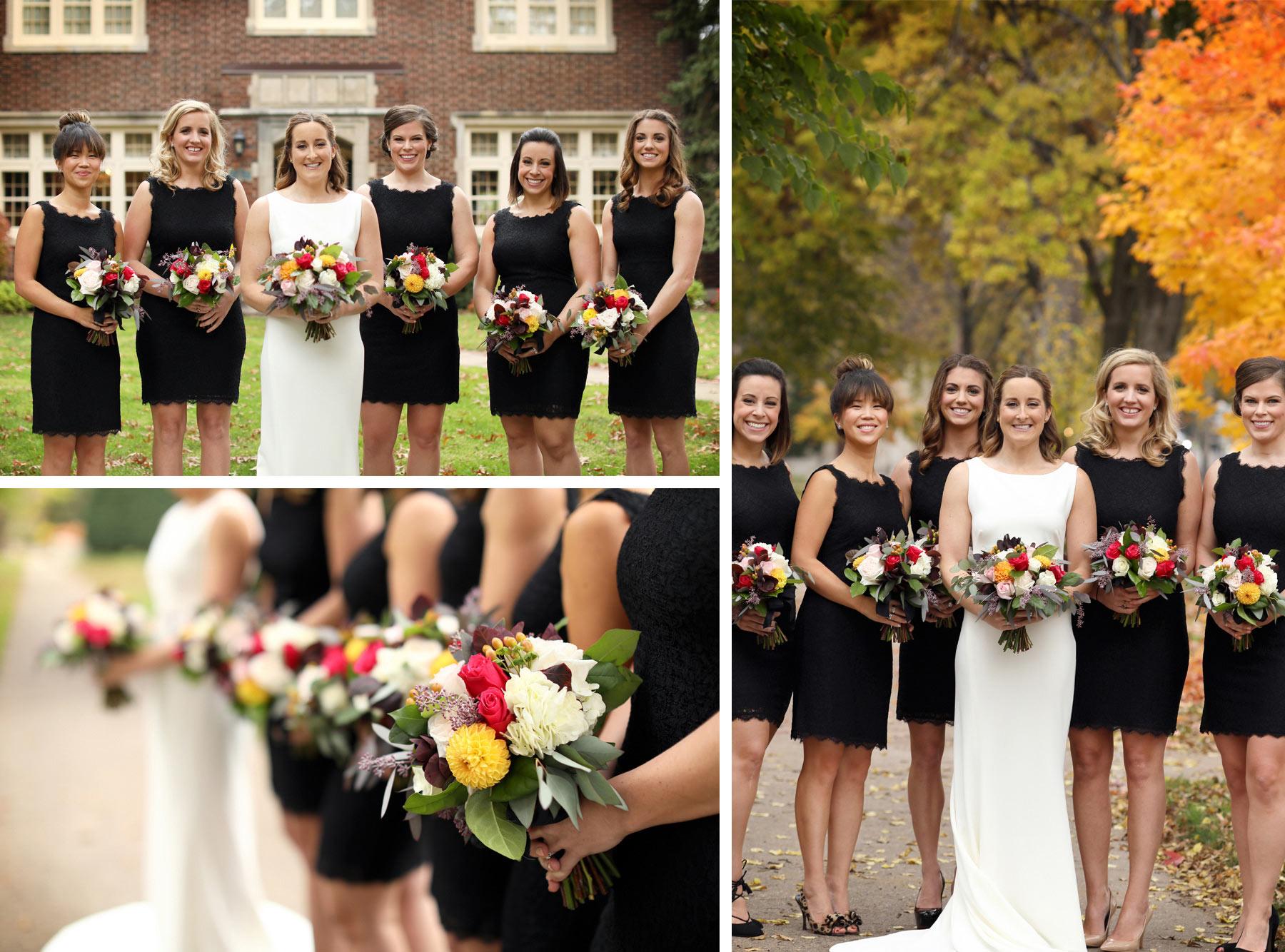 04-Saint-Paul-Minnesota-Wedding-Photographer-by-Andrew-Vick-Photography-Fall-Autumn-Parents-House-Bride-Bridesmaids-Flowers-Kathryn-and-Sam.jpg