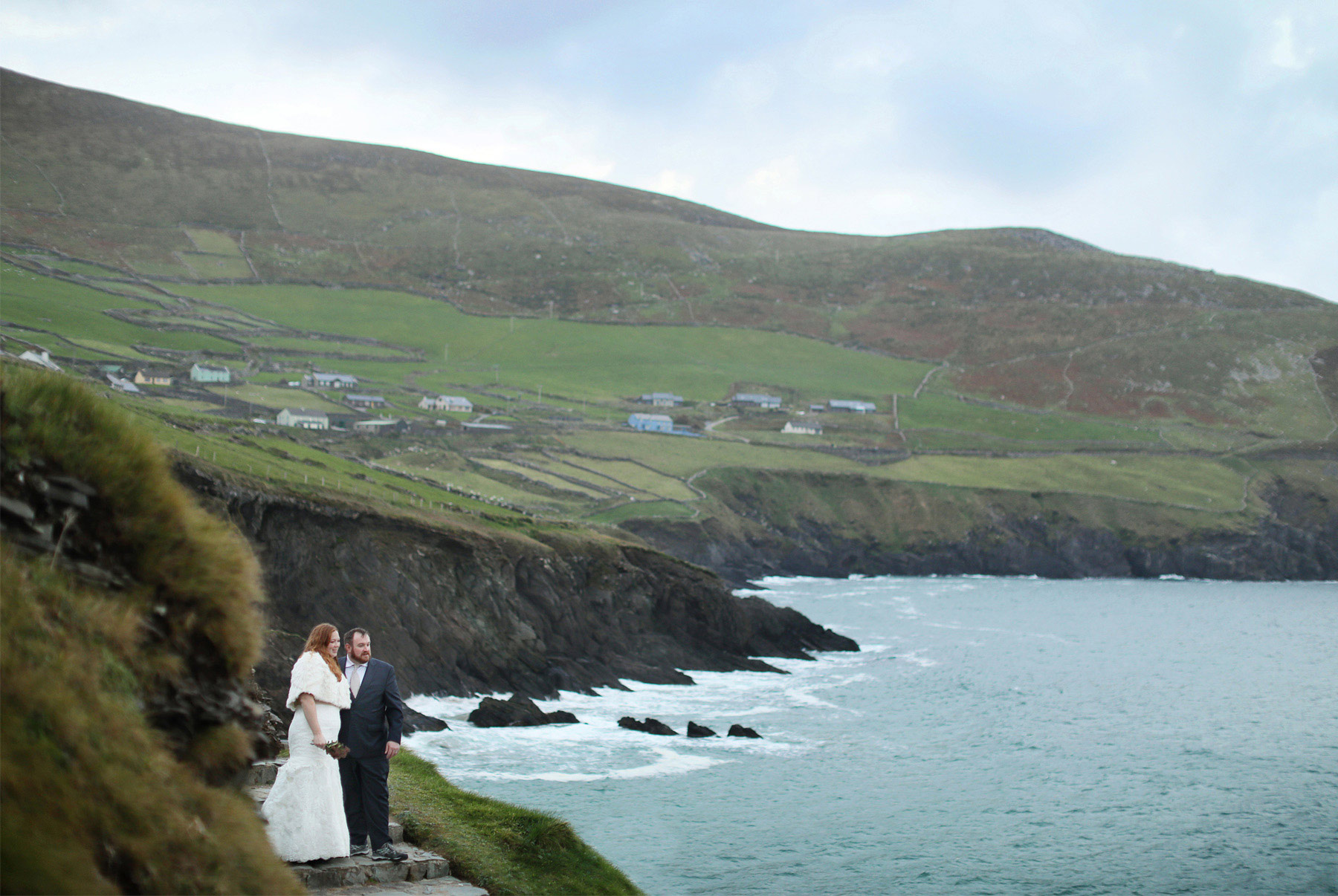 12-Kilarney-Ireland-Wedding-Photographer-by-Andrew-Vick-Photography-Fall-Autumn-Destination-Bride-Groom-Village-Landscape-Countryside-Ocean-Becca-and-Donal.jpg